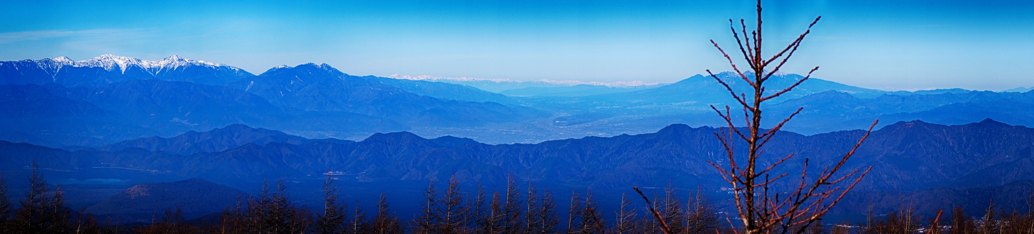 View from Fuji Mountain, Japan by Ele Hob
