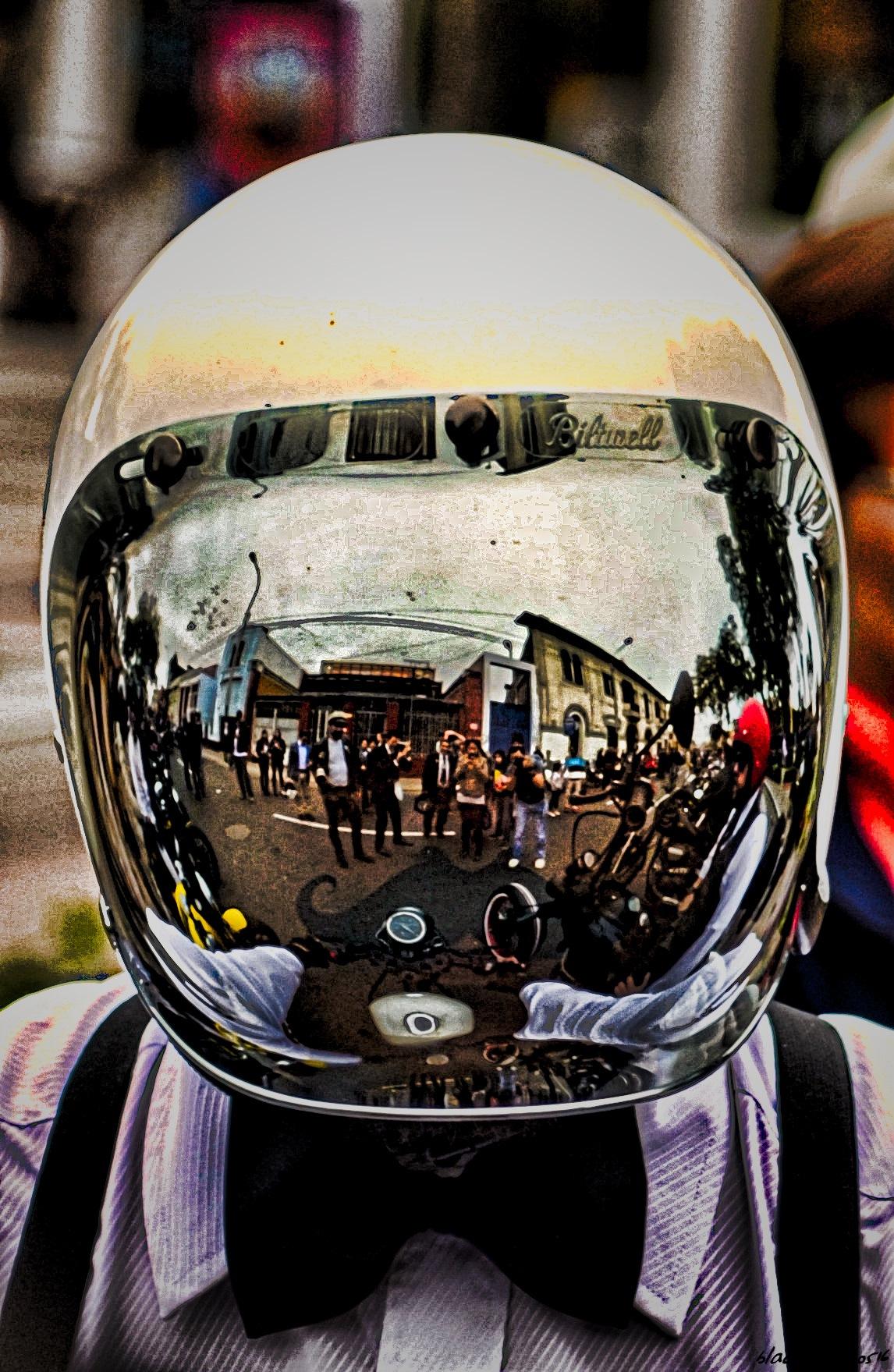 A Dapper Reflection by blackpixifotos