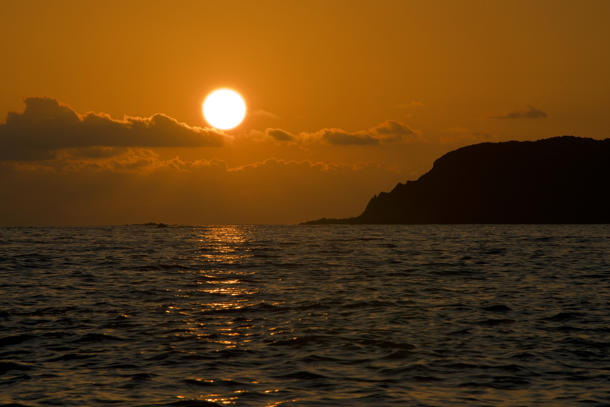 Costa Rican Sunset by Steve Aicinena