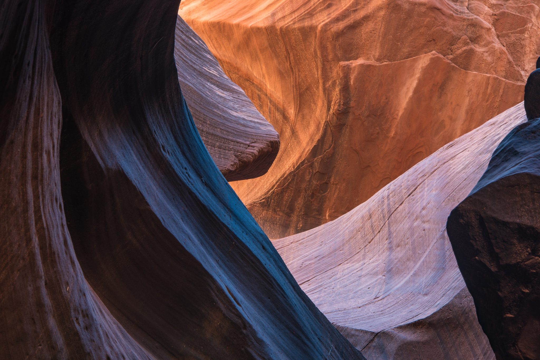 Upper Antelope Canyon 3 by Steve Aicinena
