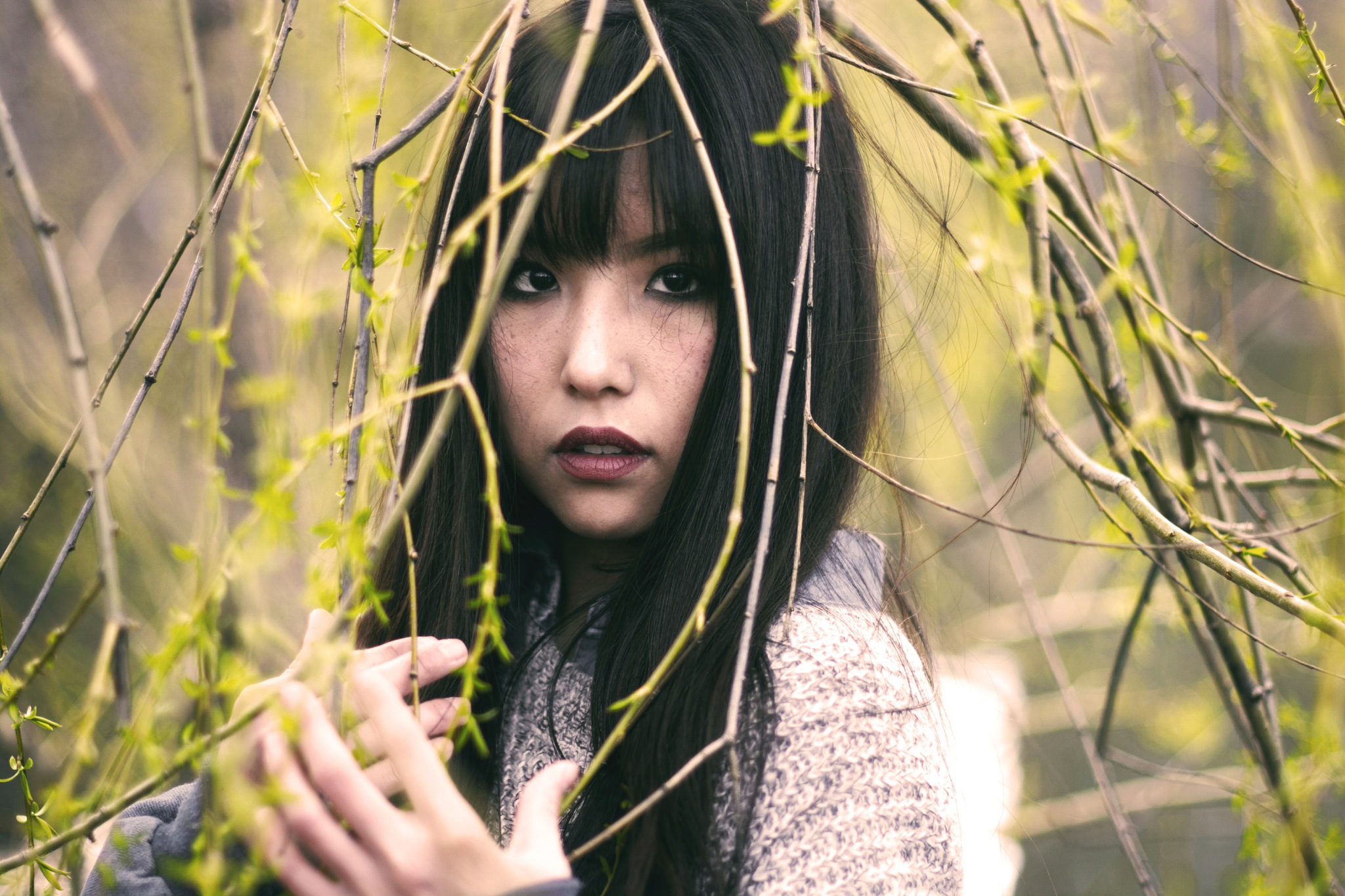 Ah...waiting by Yoko D