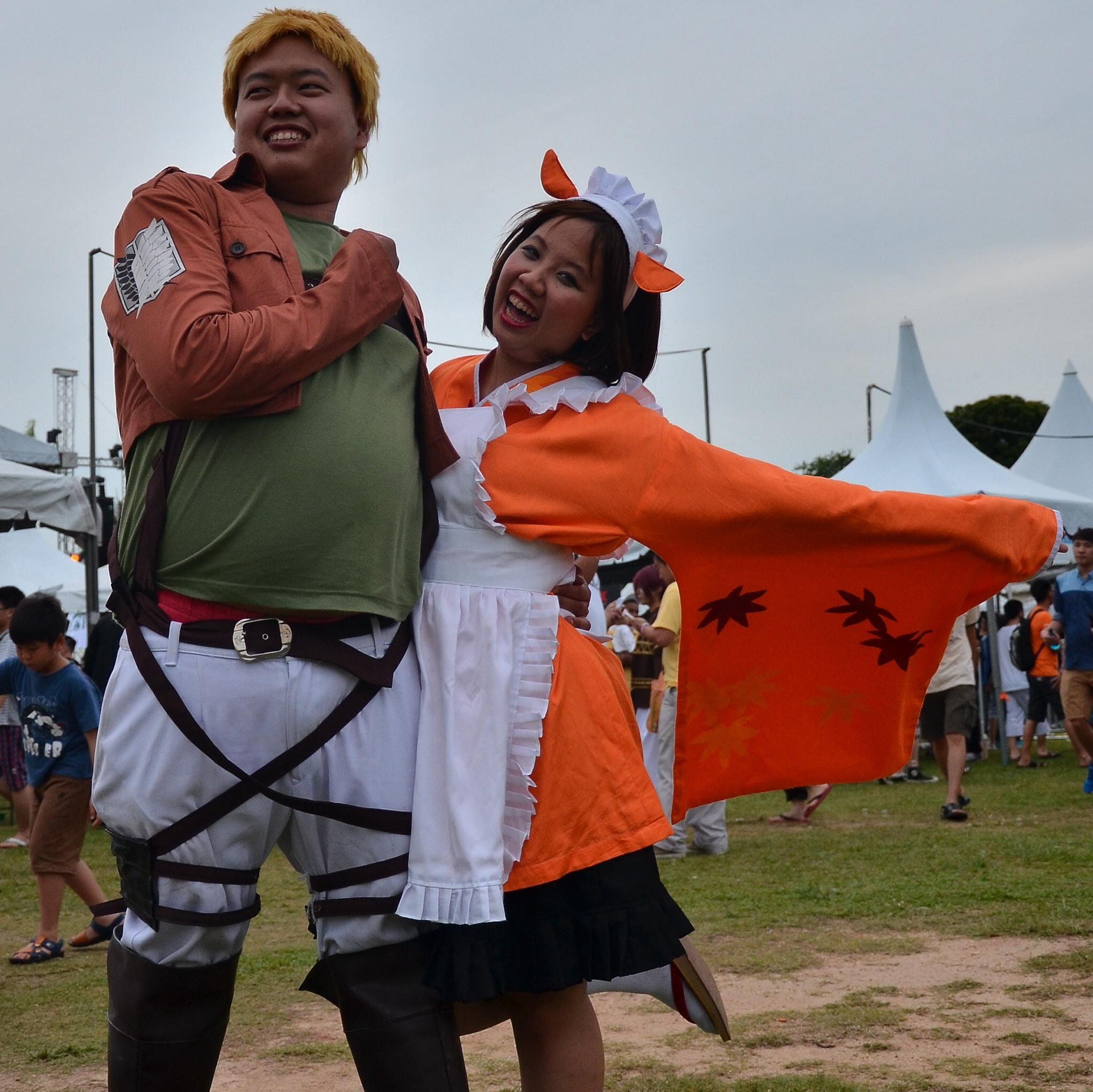Animie Festival(Japanese Marvels) by stefnigel