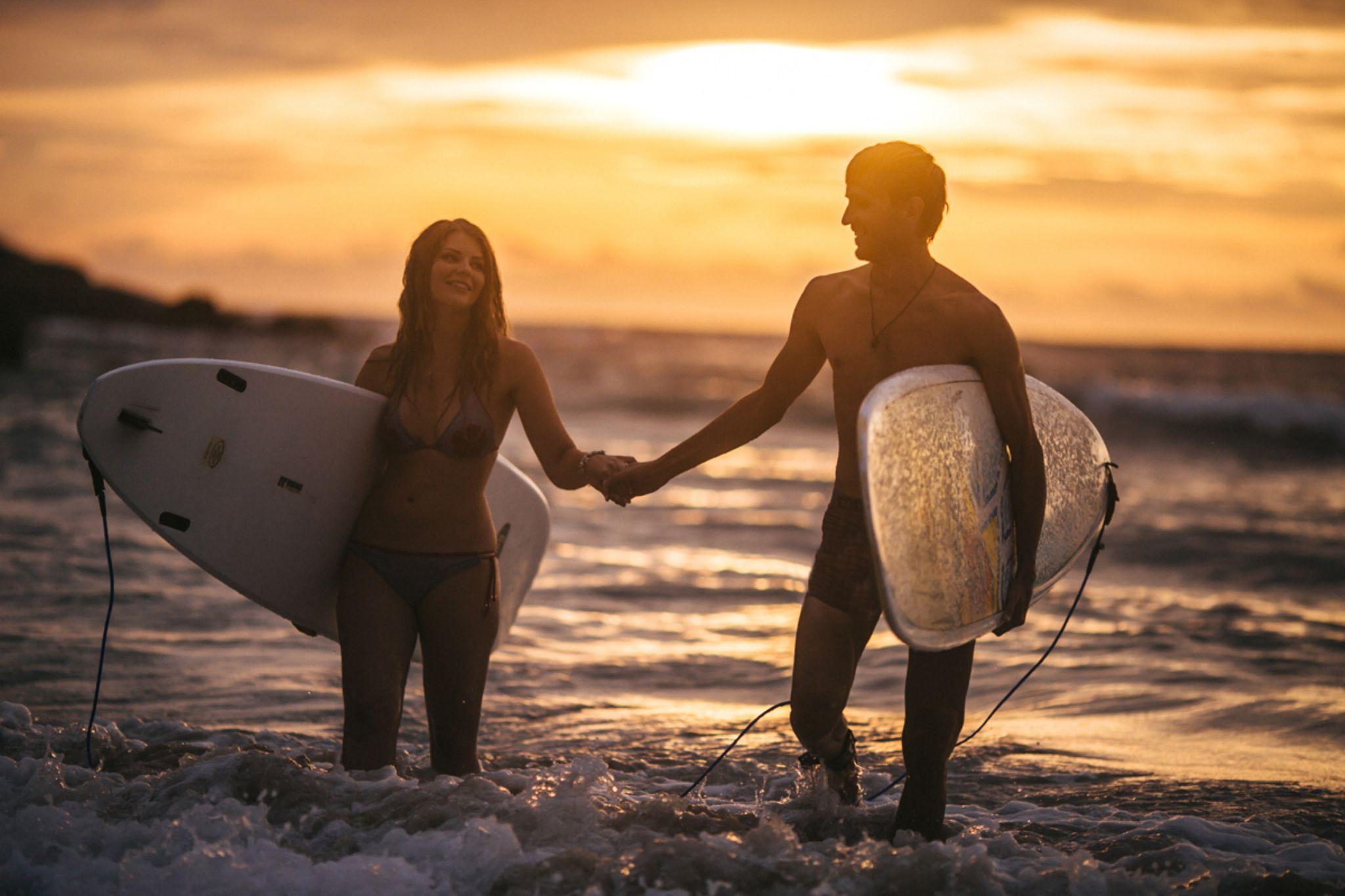 Keep calm and surf on by safonova olga
