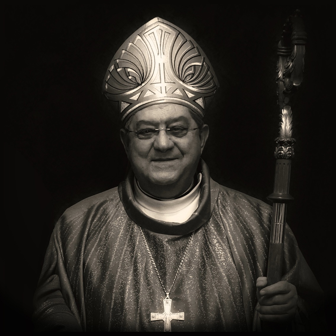 : Cardinale Crescenzio Sepe : by Augusto De Luca : by Augusto_De_Luca