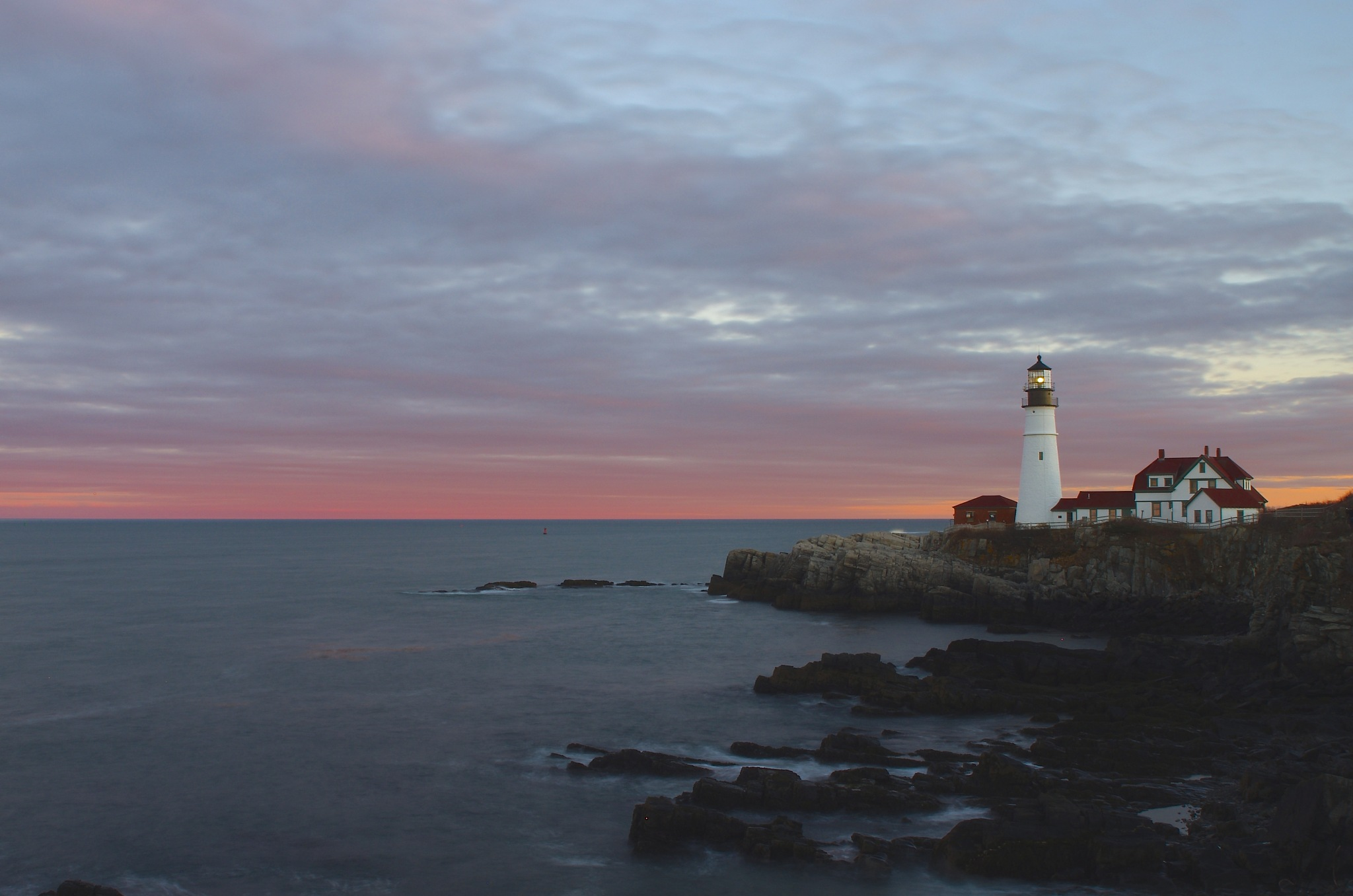 Portland Head Light by philipd63