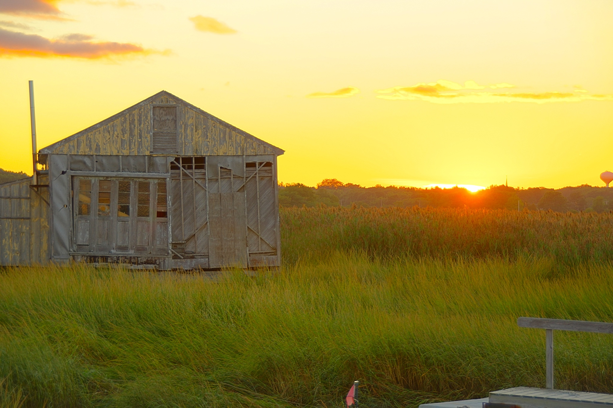 Newburyport Sunset by philipd63