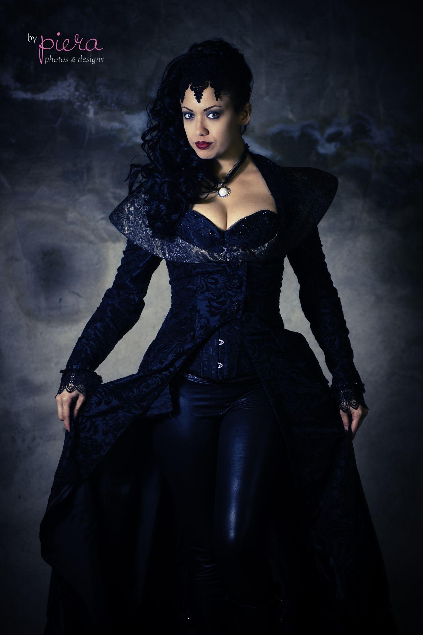 Regina the Evil Queen by Photos by Piera