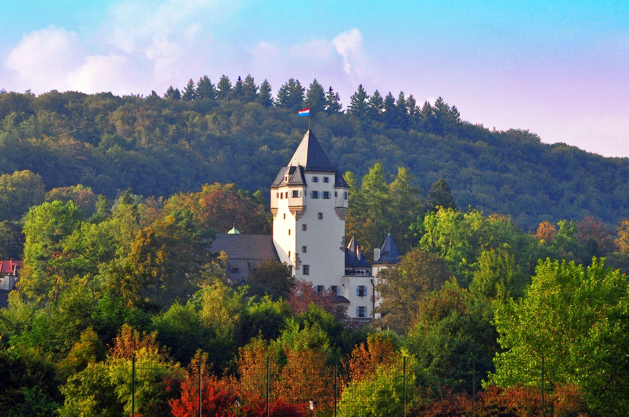 Grand-Duke's Home by Marco Bertamé