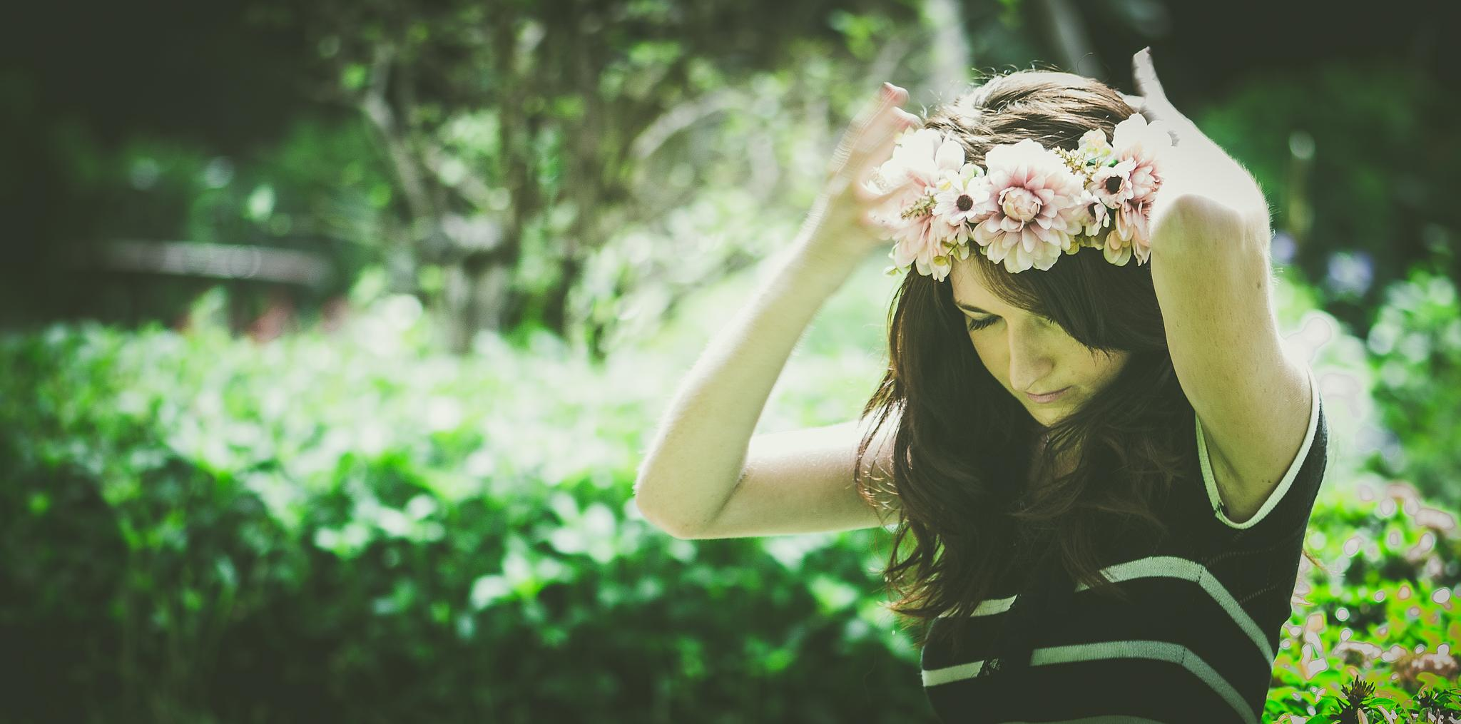 One with nature by Kapture - Street & Fashion Photography