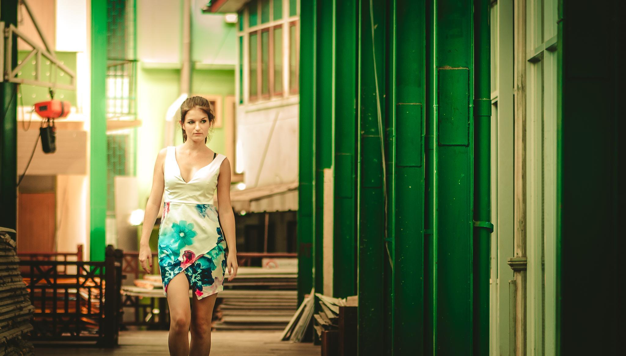 The walk by Kapture - Street & Fashion Photography