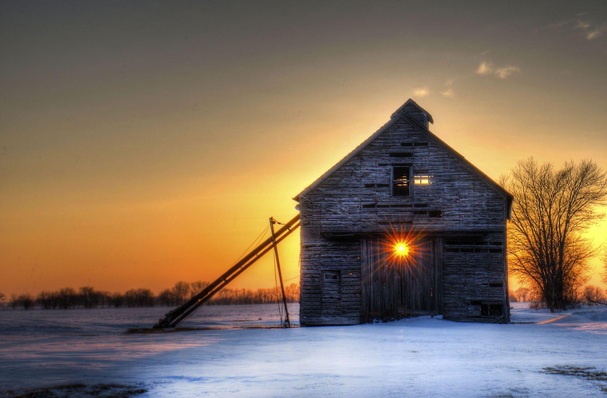 Last Light by J. Philip Larson Photography