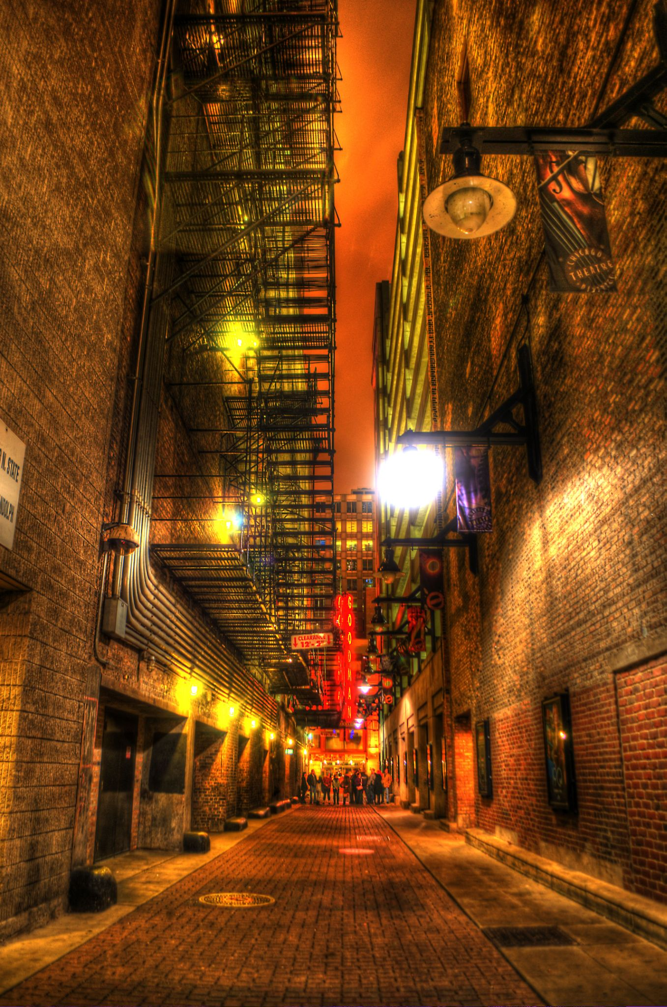 Party in the Alley by J. Philip Larson Photography