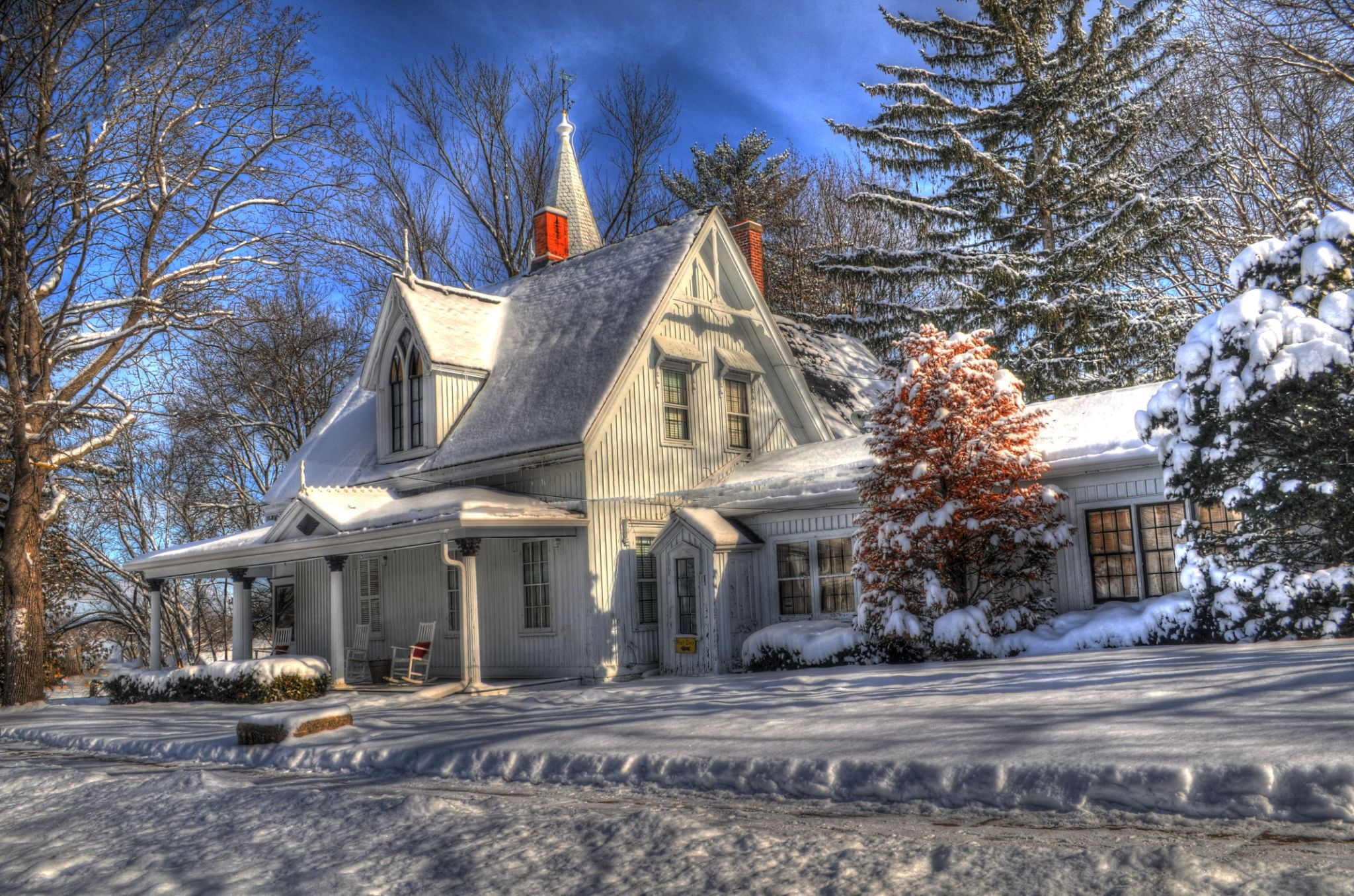 North Country Home by J. Philip Larson Photography