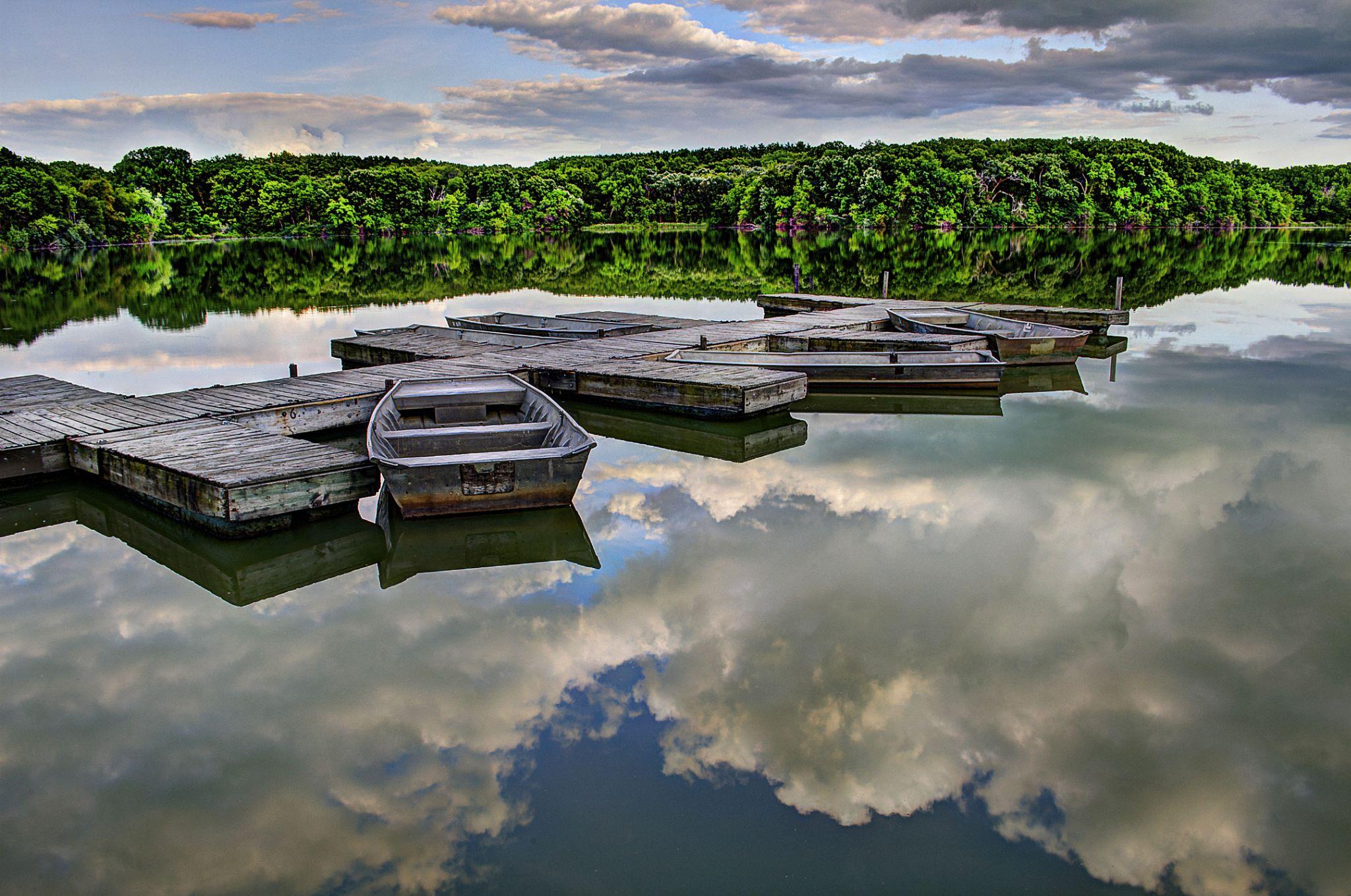 Heavenly Lake by J. Philip Larson Photography