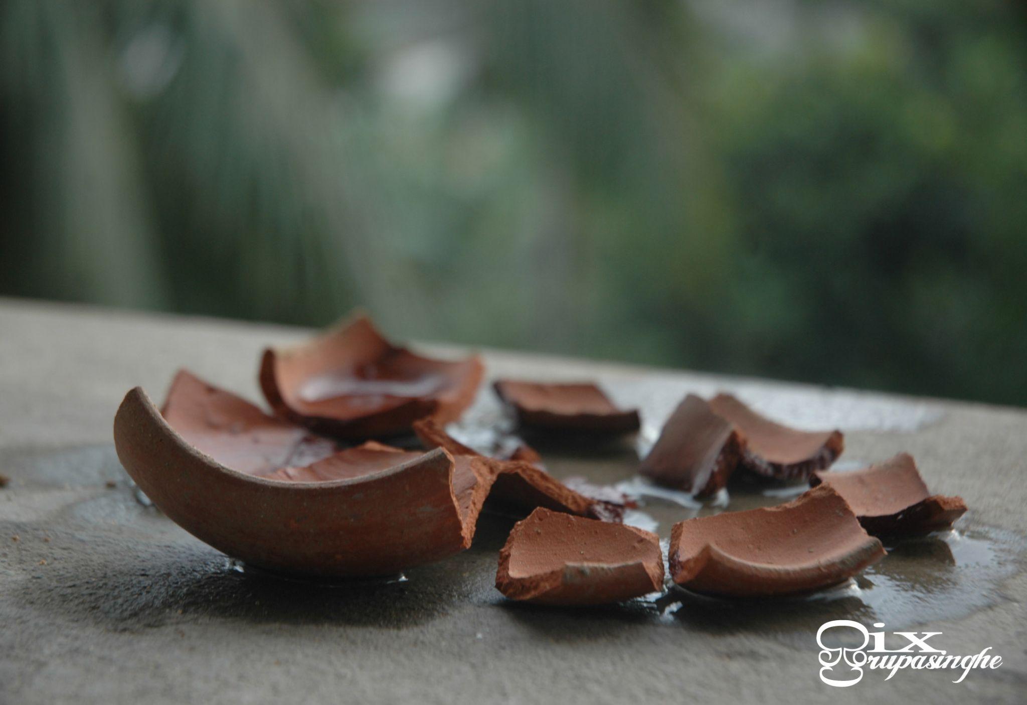 broken memories :( by manoj rupasinghe