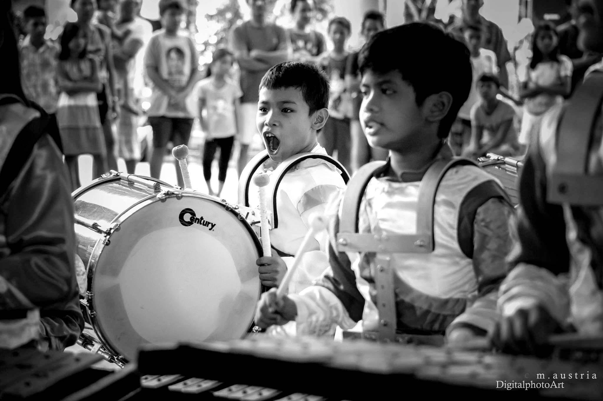 Little Drummer Boy by moises austria