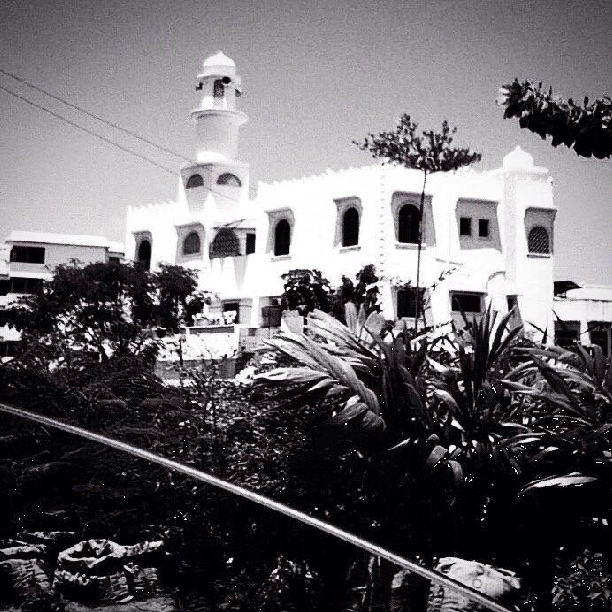 Masjid Ebrahim by Mustafa Adamji