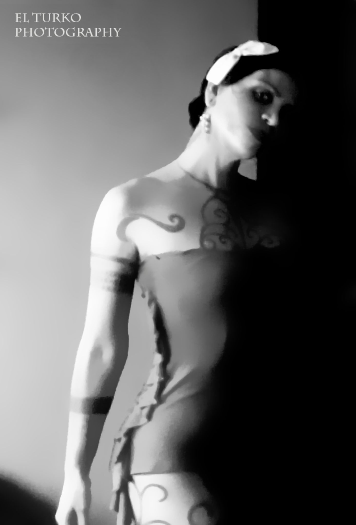 Modern-Antique Lady by antonina.favazza