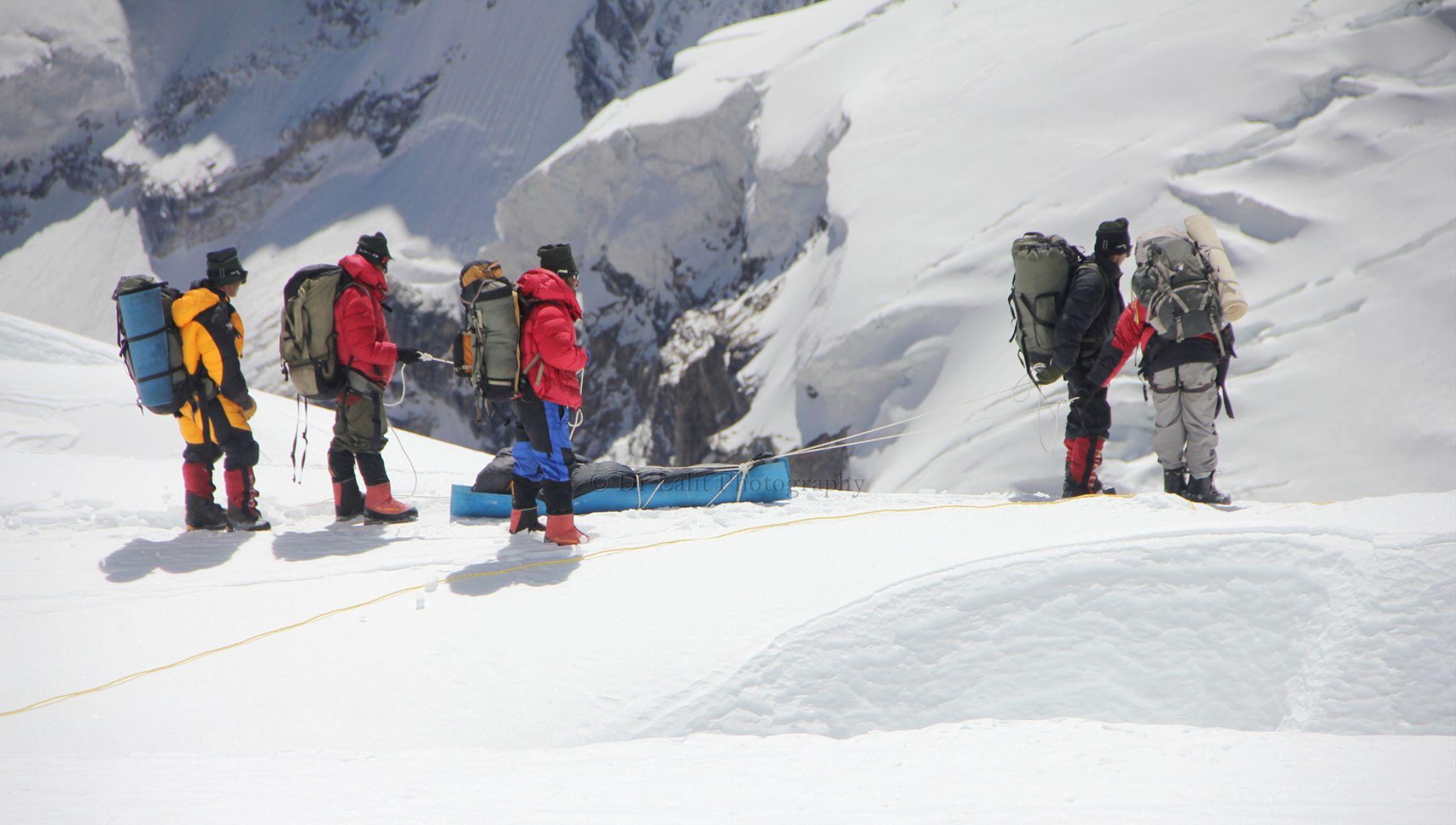 Himalaya by Dr Lalit
