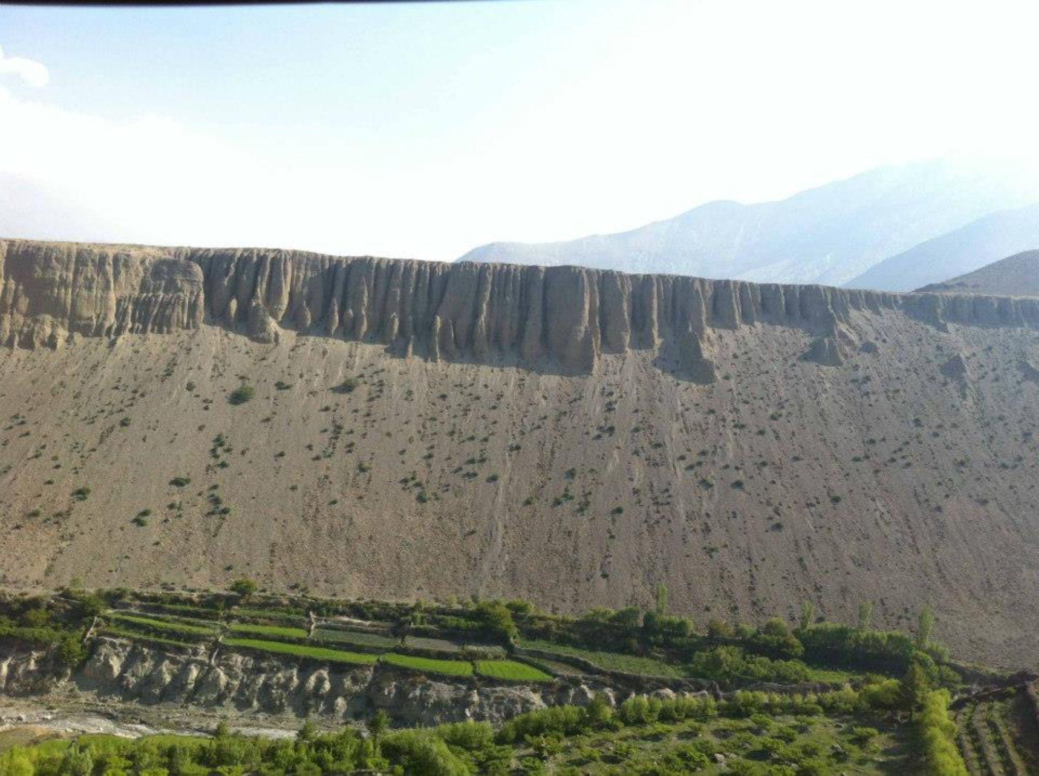 Trip to Mustang by iroj maharjan