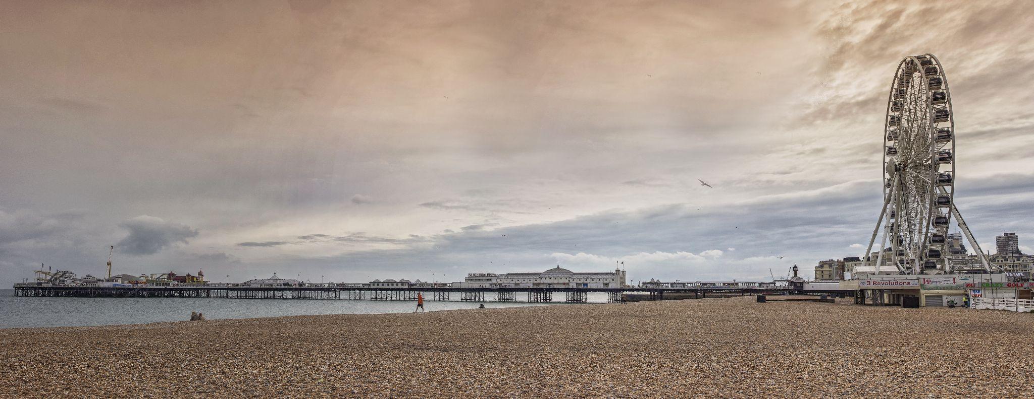Brighton Wheel by tonyrabina