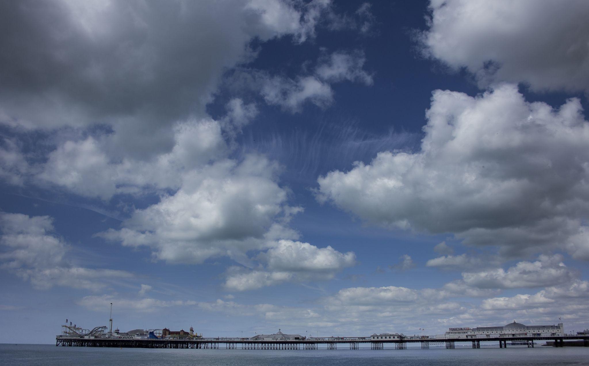 Clouds by tonyrabina