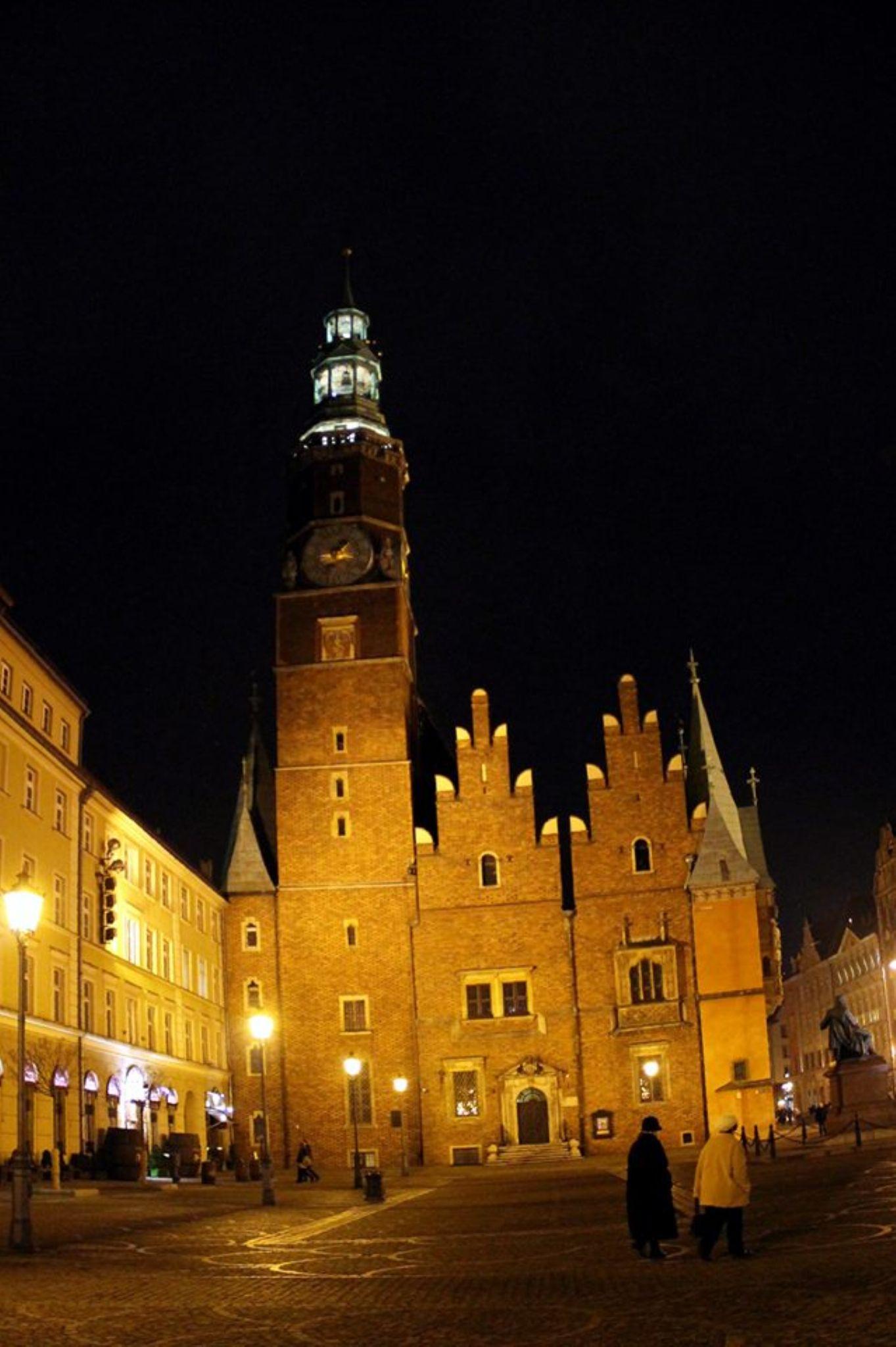Wrocław. by Foxeya