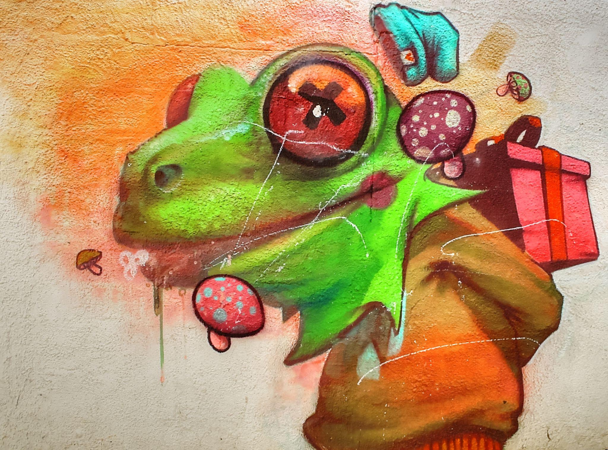 Urban Art by Ricardo Santos