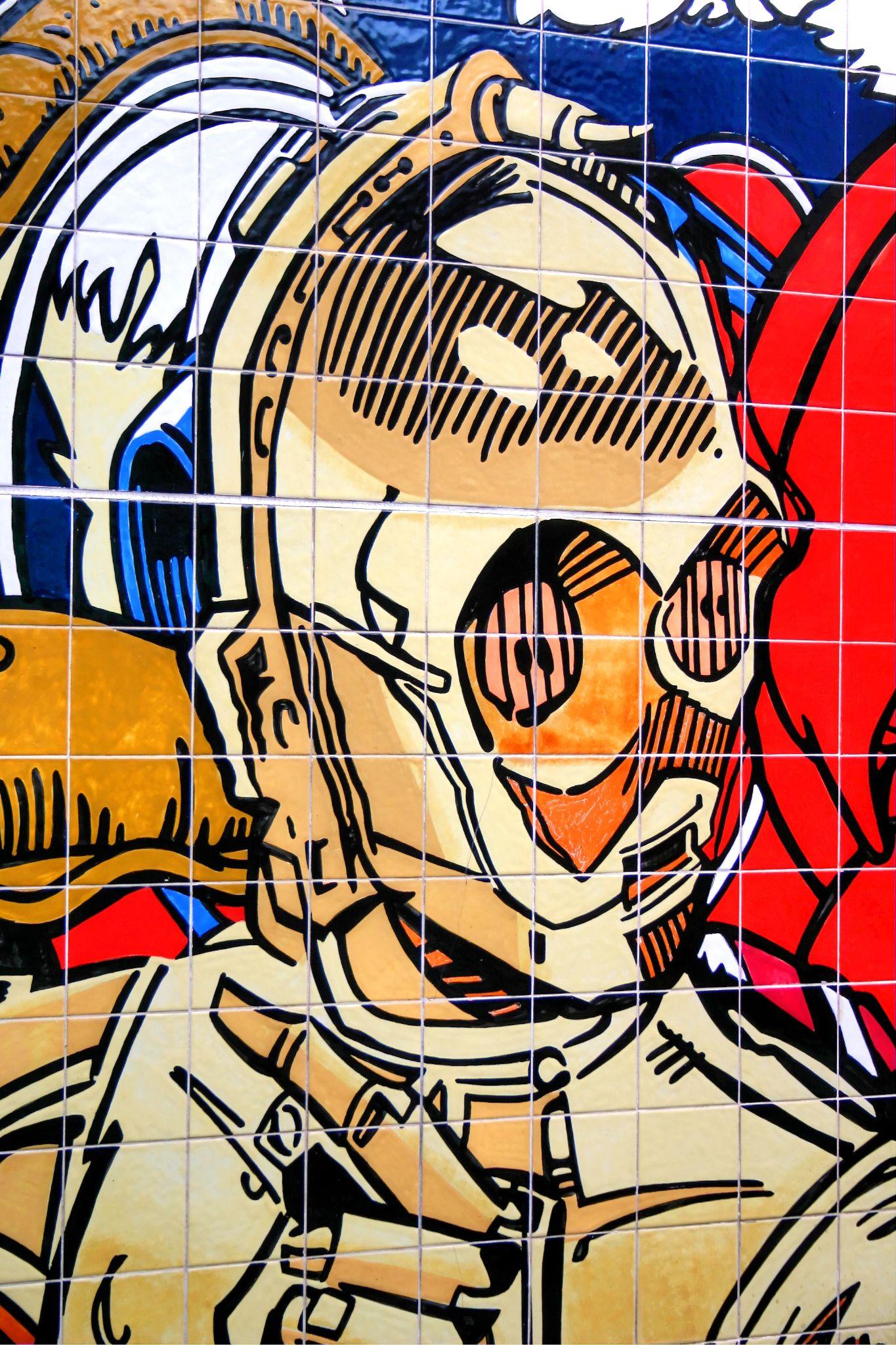 C-3PO by Ricardo Santos