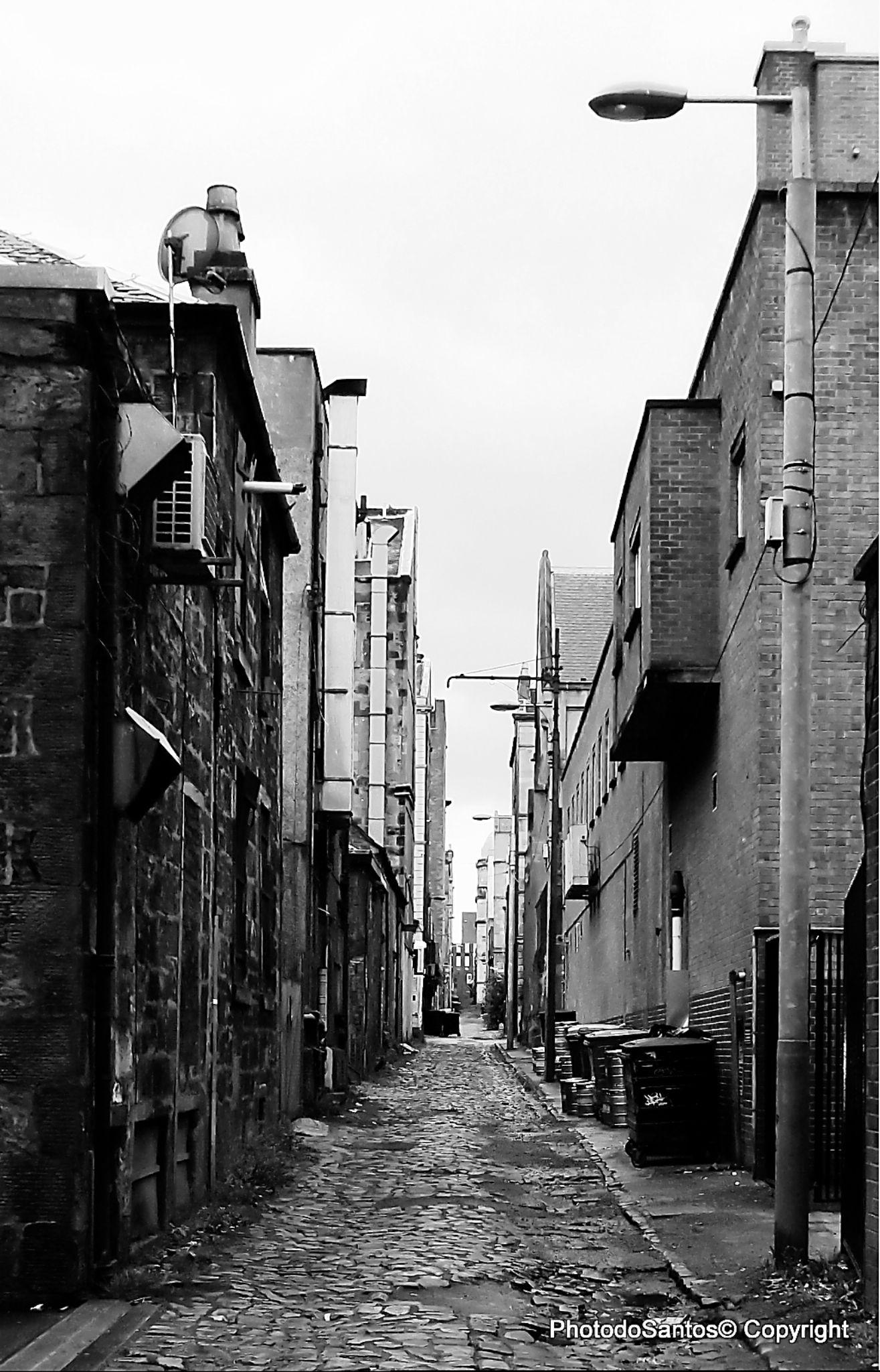 Where the Streets Have No Name by Ricardo Santos