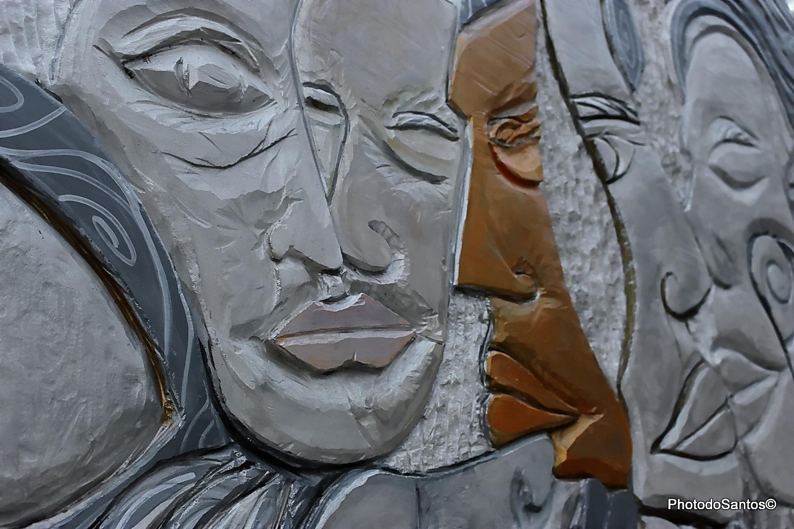 Faces by Ricardo Santos