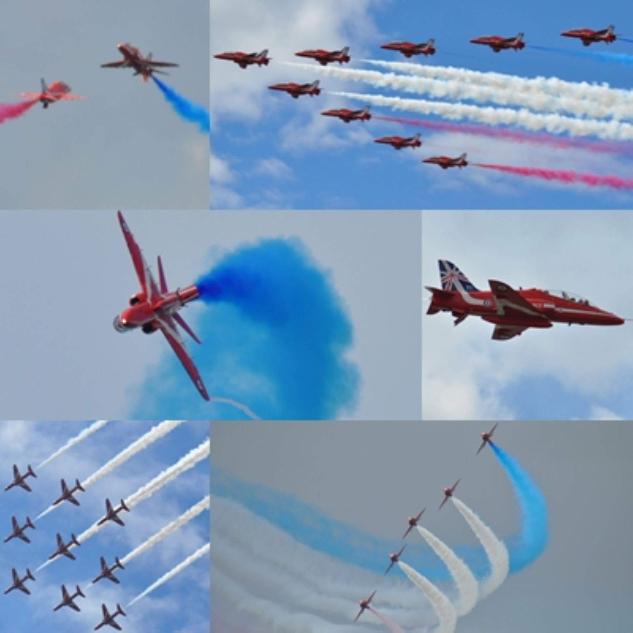 AIR SHOW by Olly Oliver