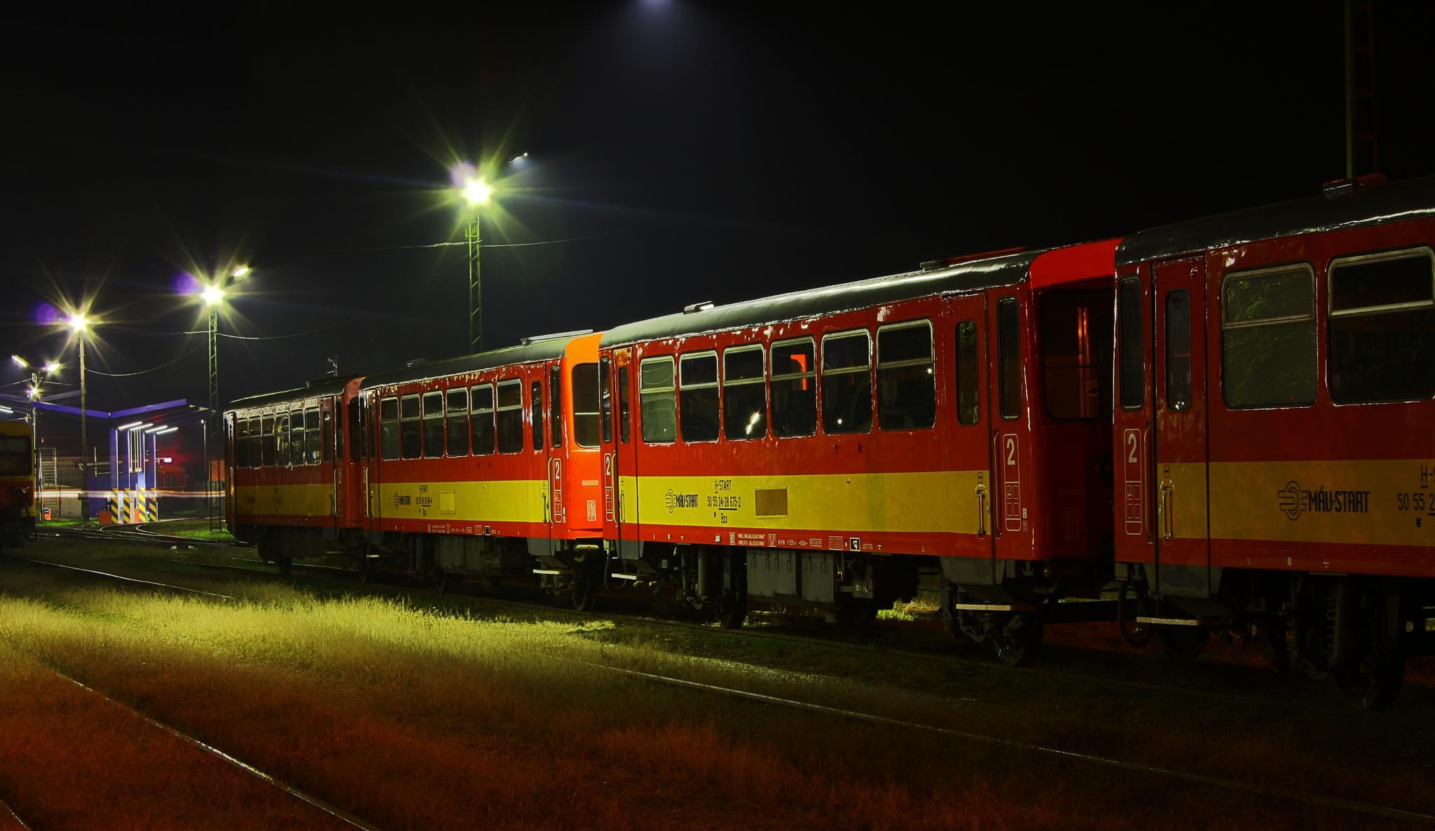 train by Sevoir
