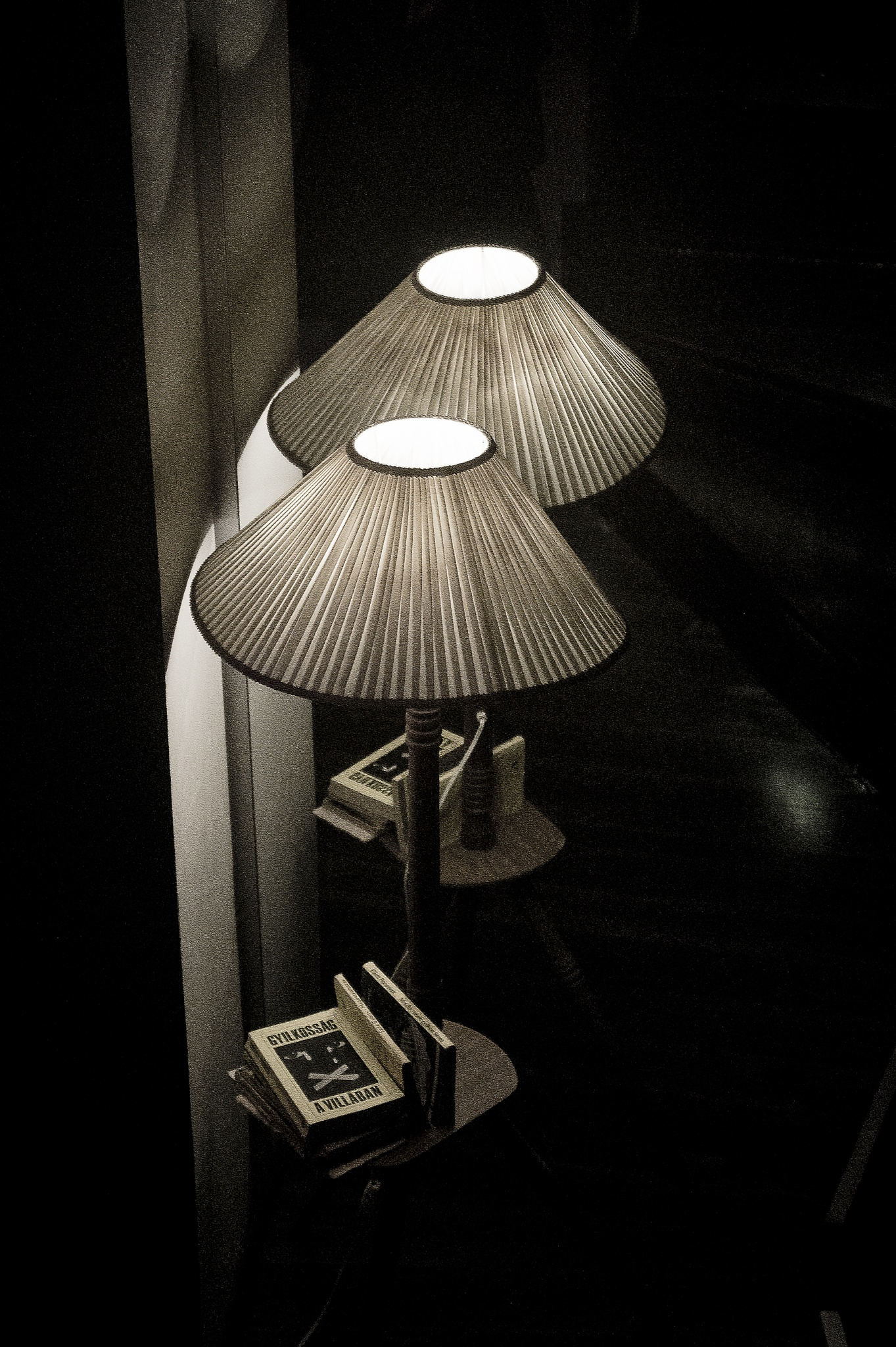 lamp by Sevoir