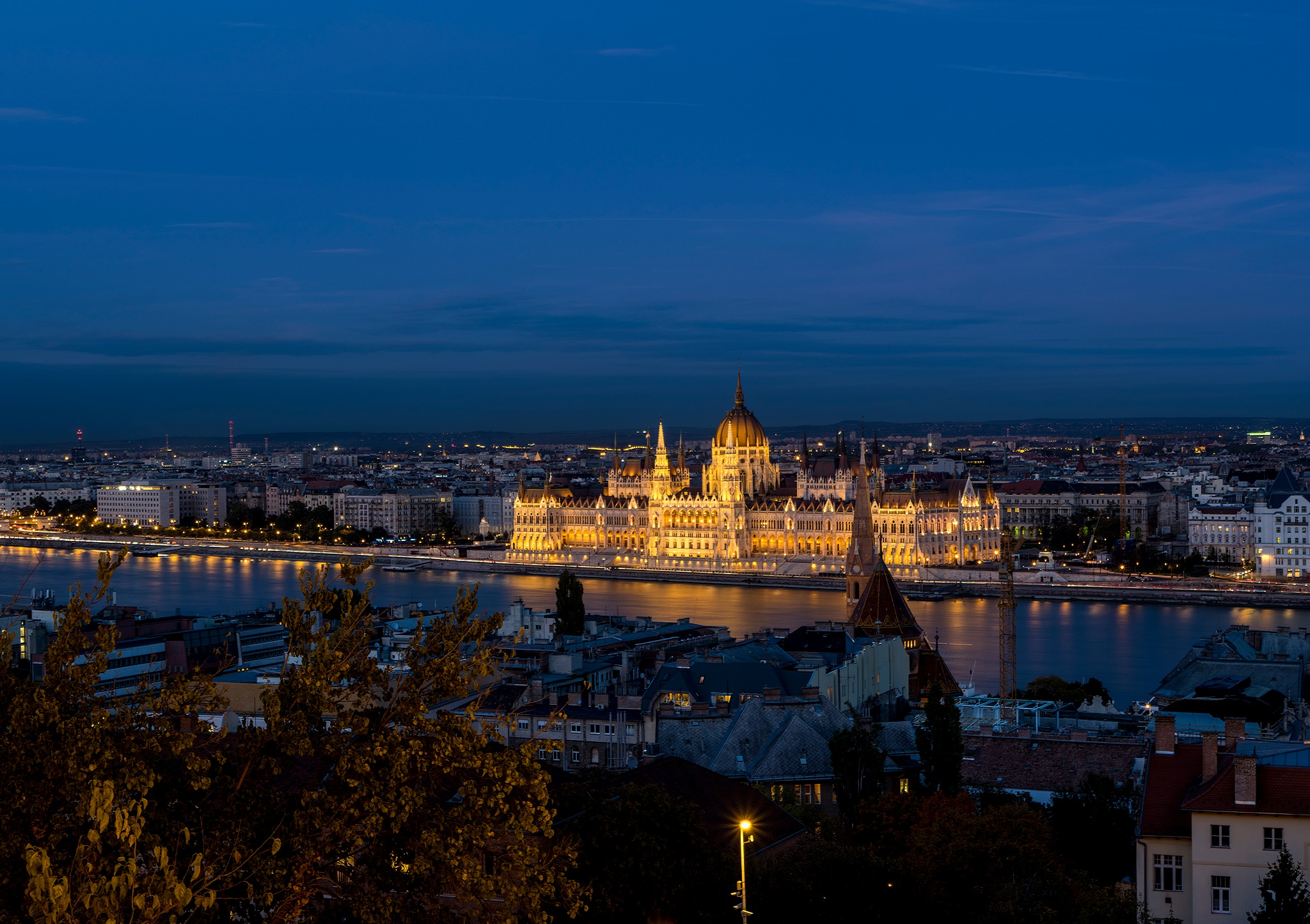 Budapest by Sevoir