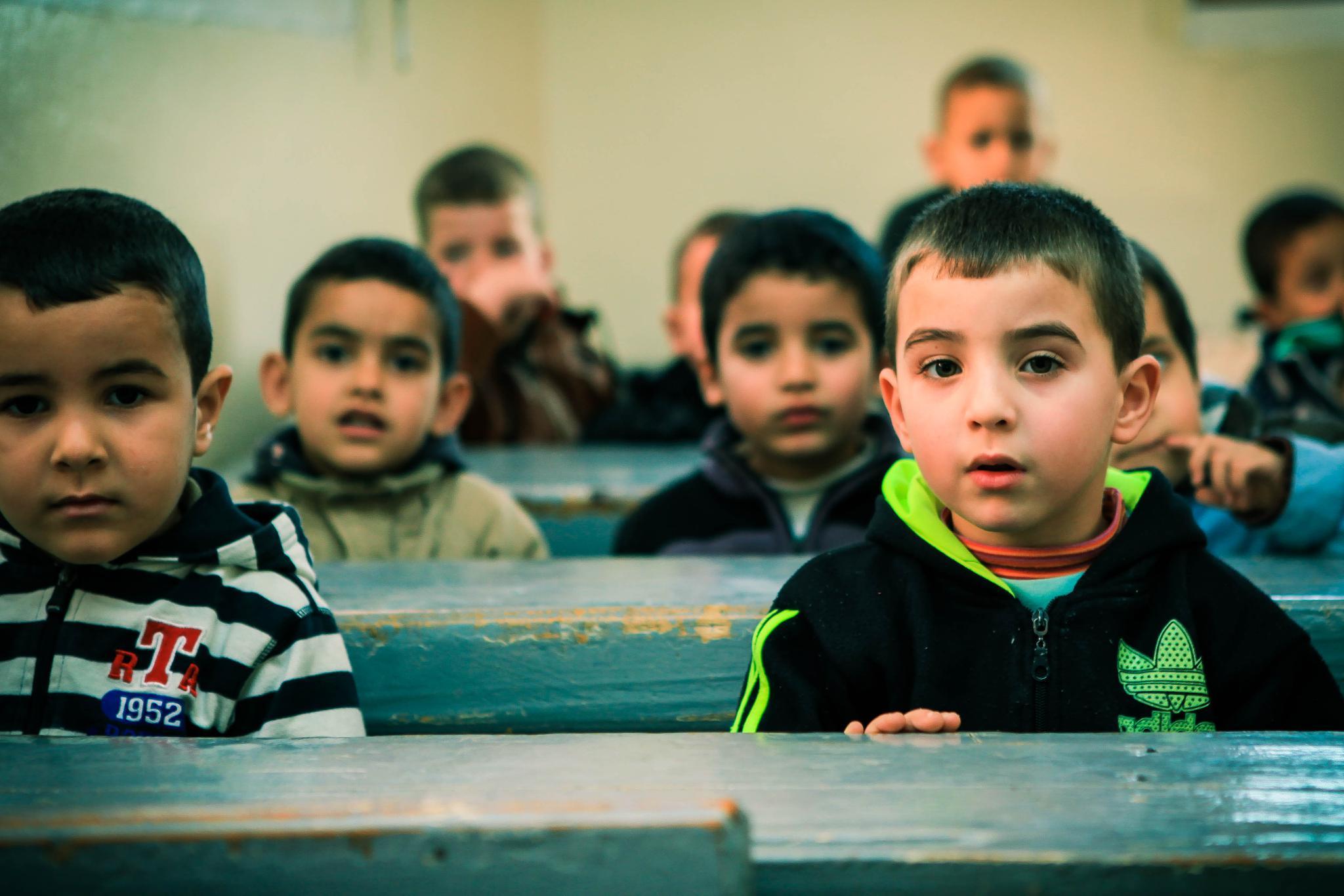Moroccan schools by Badr Charaf