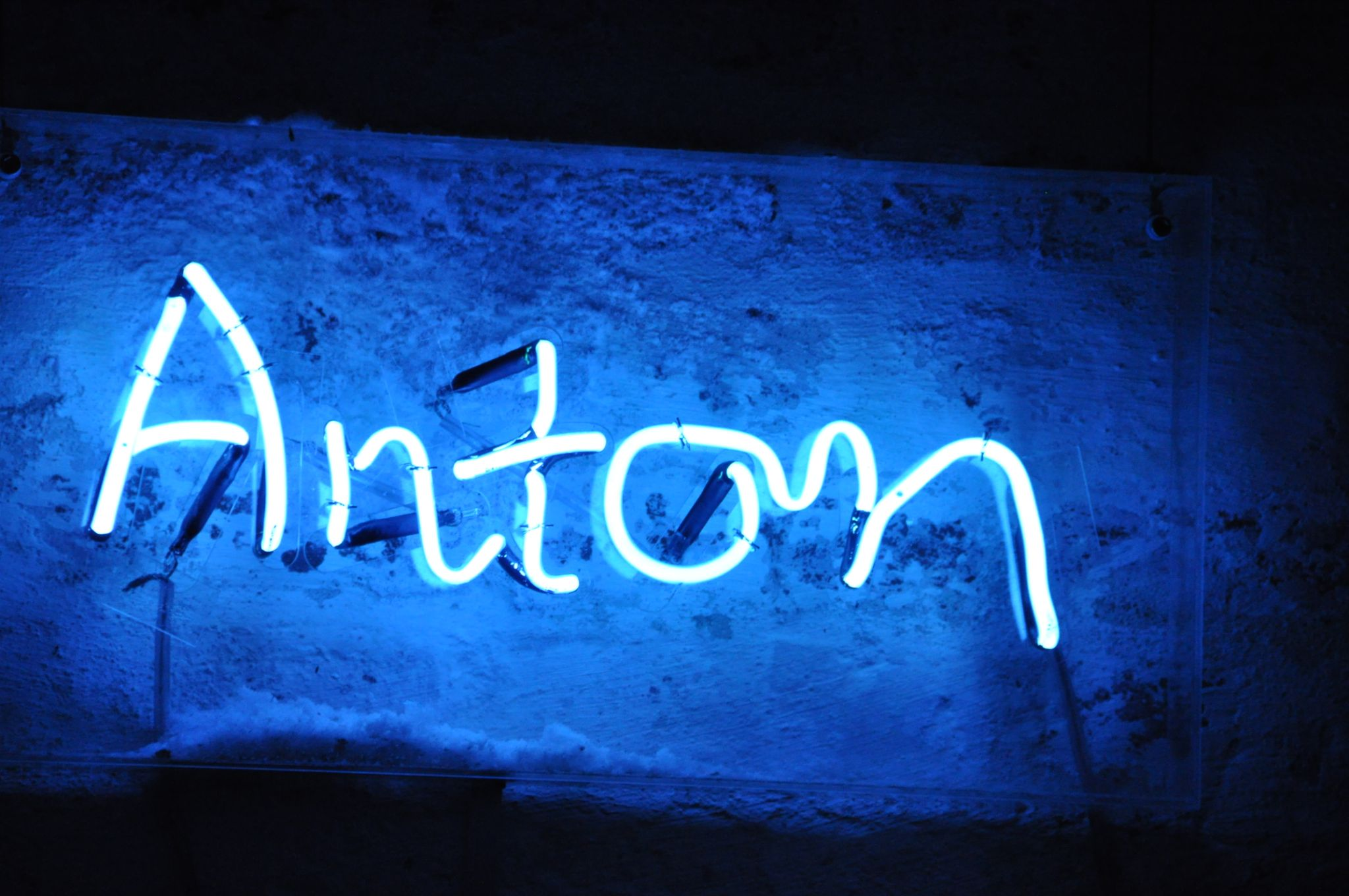 Anton makes the light in the picture by Get Out Photography