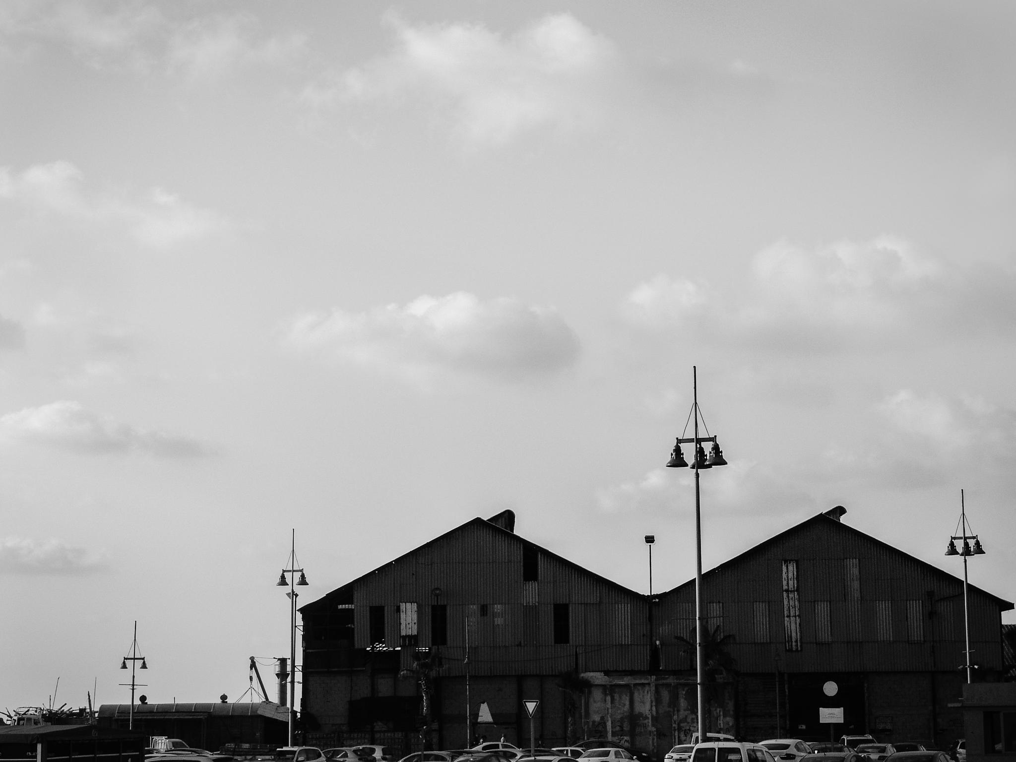 The Port by Daya.Tom