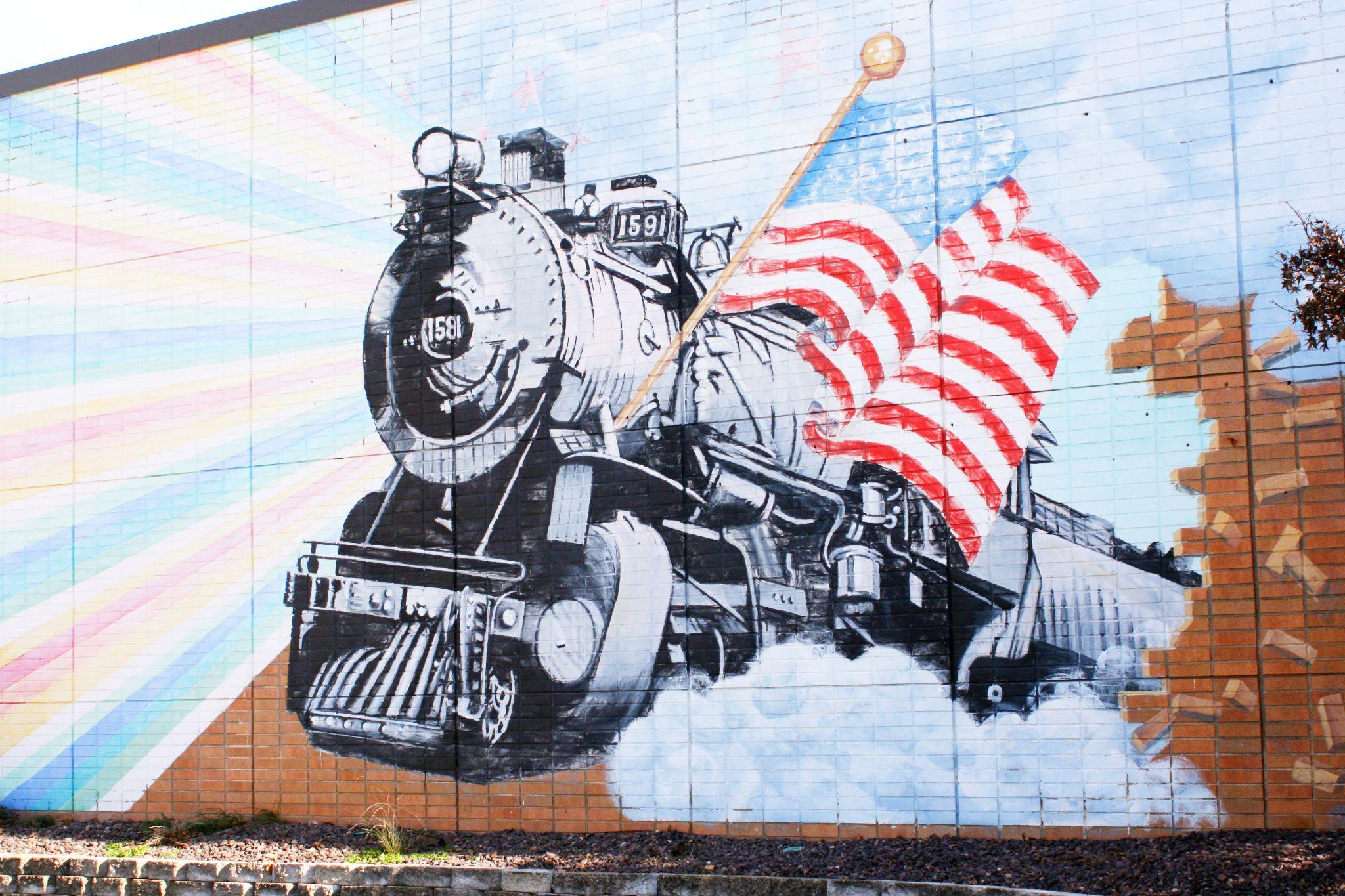 Train Art by gcgeneva