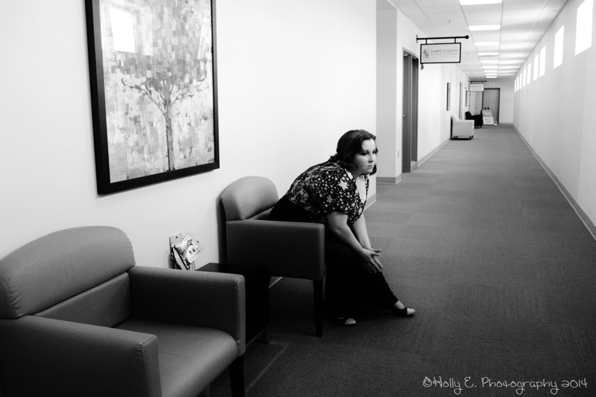 The Wait by Holly E. Photography