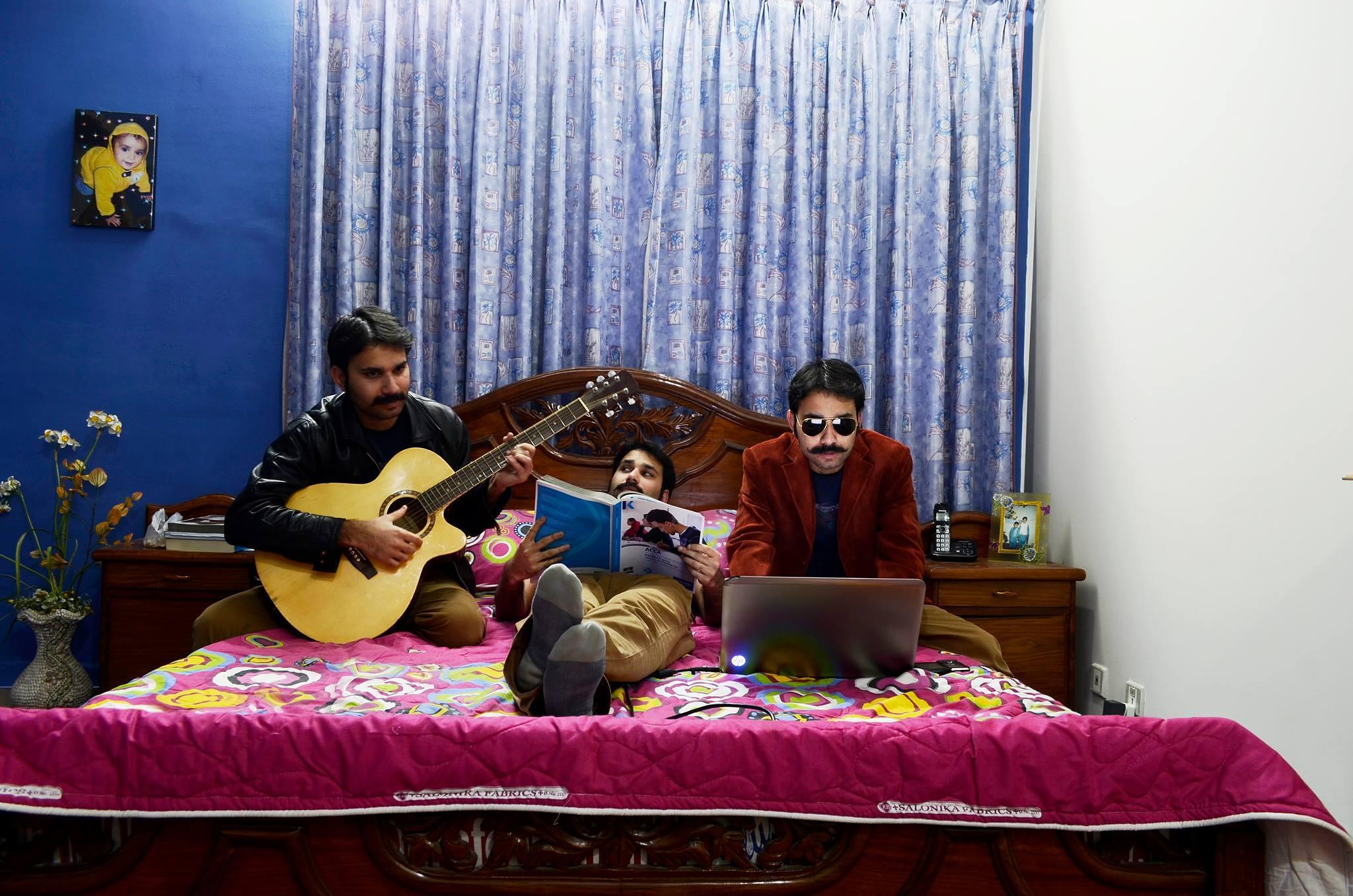 Me me &mE by Faran Ahmer Khan