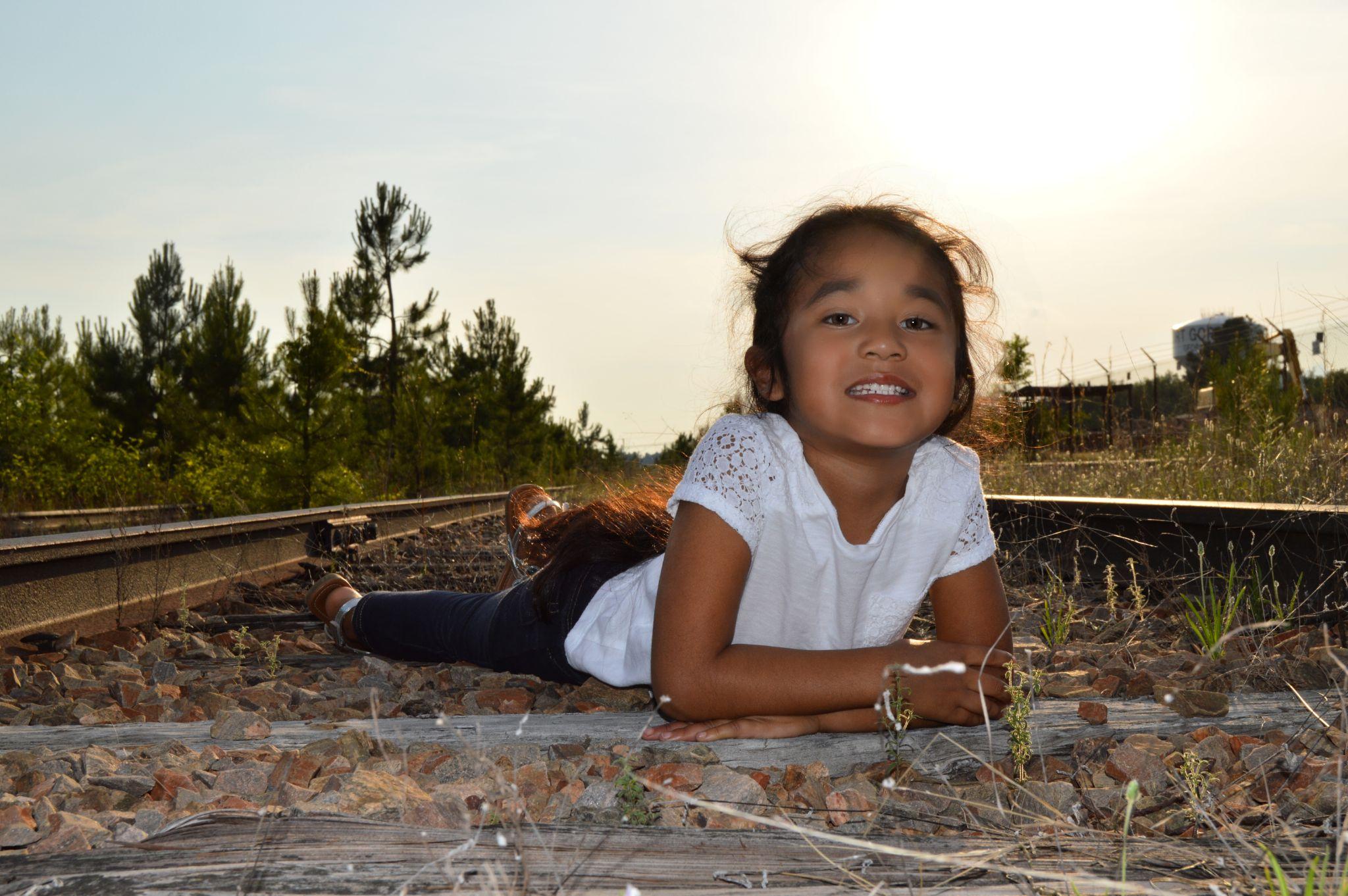 Mona Bond's Granddaughter  by michelle