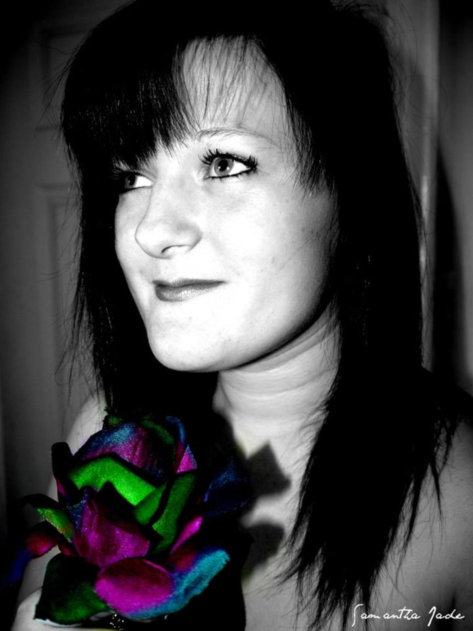 ** Multi-Coloured Rose ** by samanthajade.smith.1