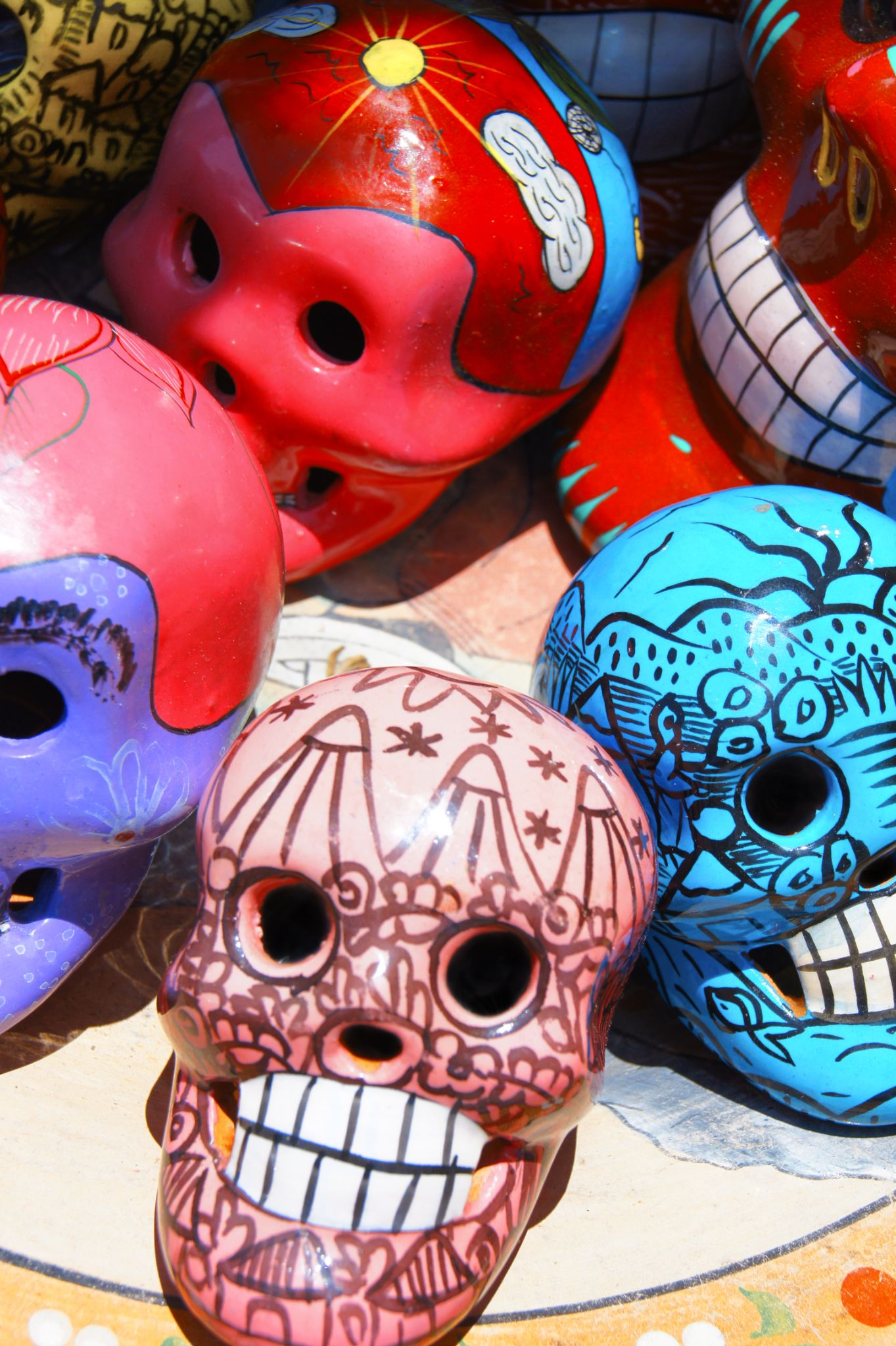 Day Of The Dead by AudaxPhotography