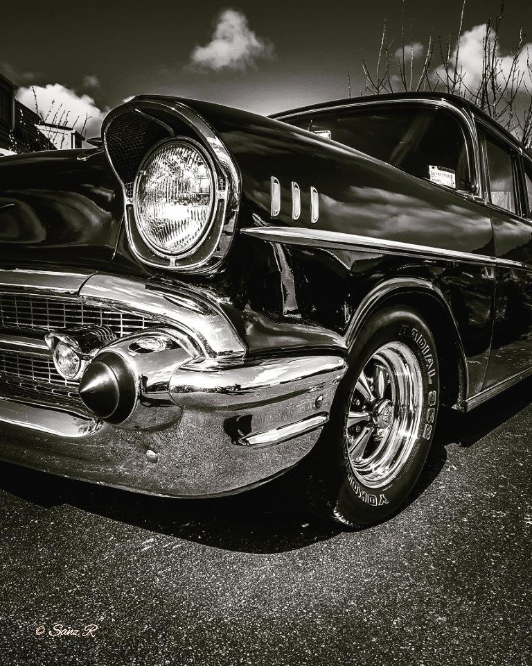 Classic car by sanz r