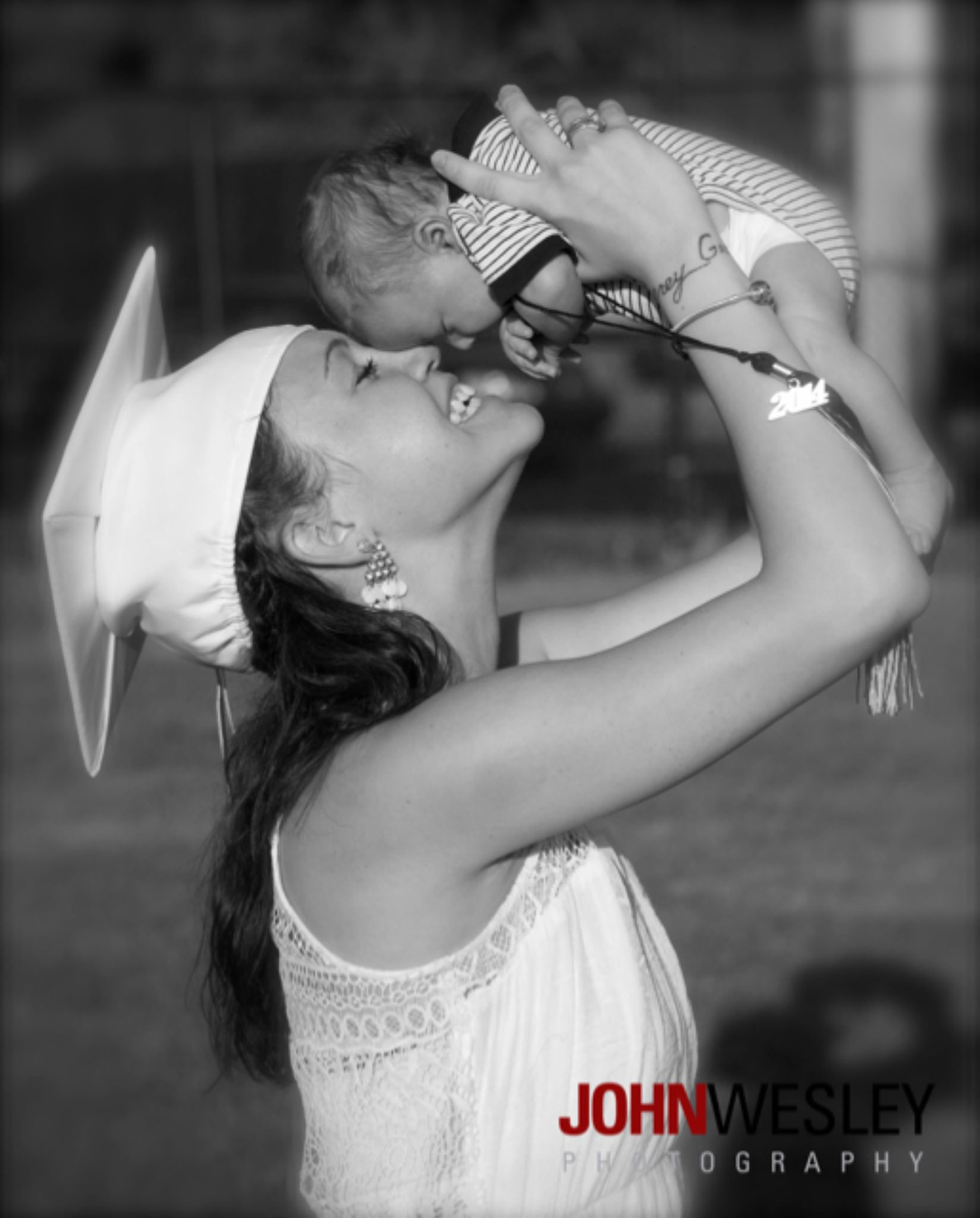 My Baby Brother by John Wesley Photography
