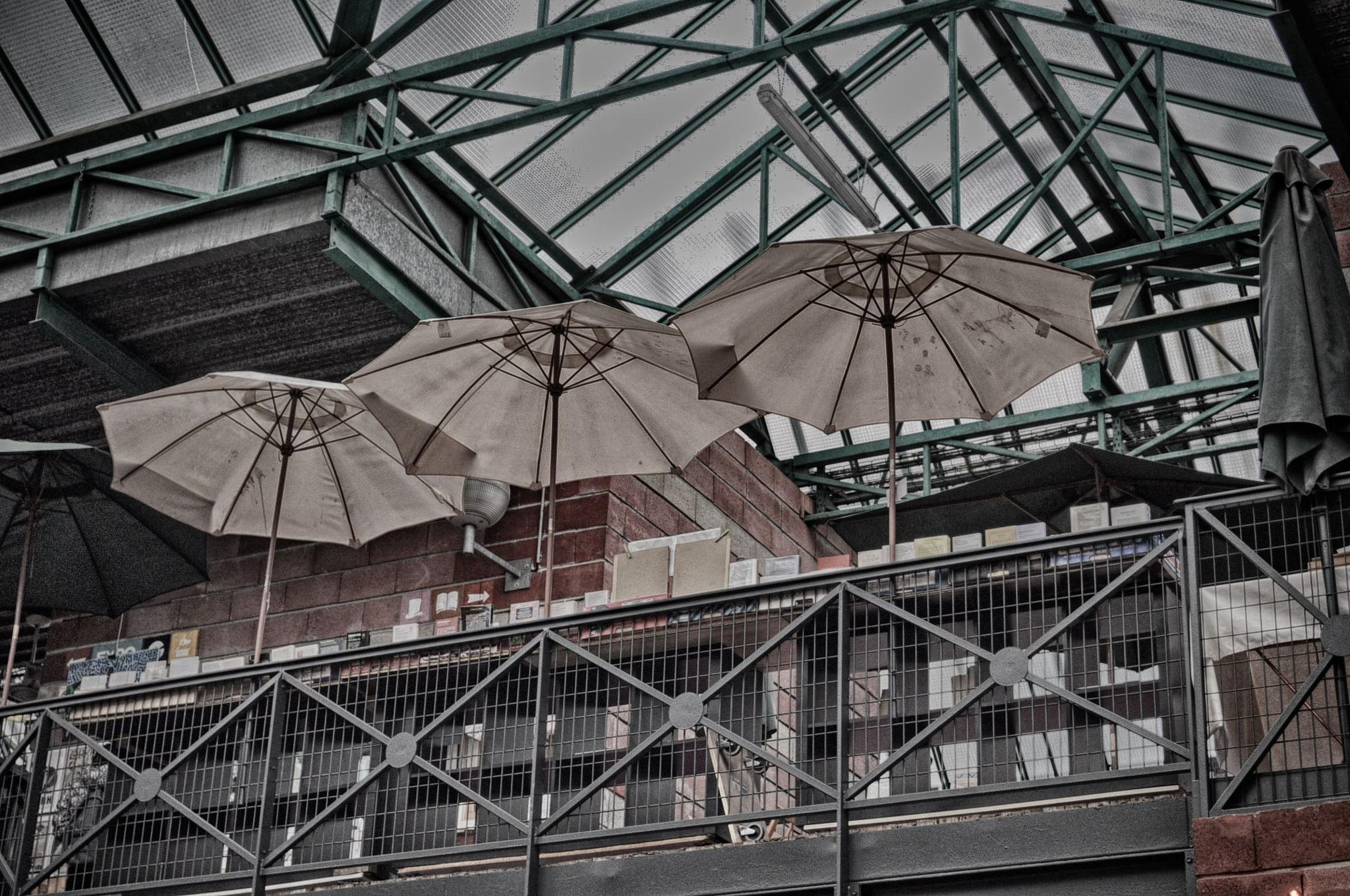 umbrellas, not by Christo by jean