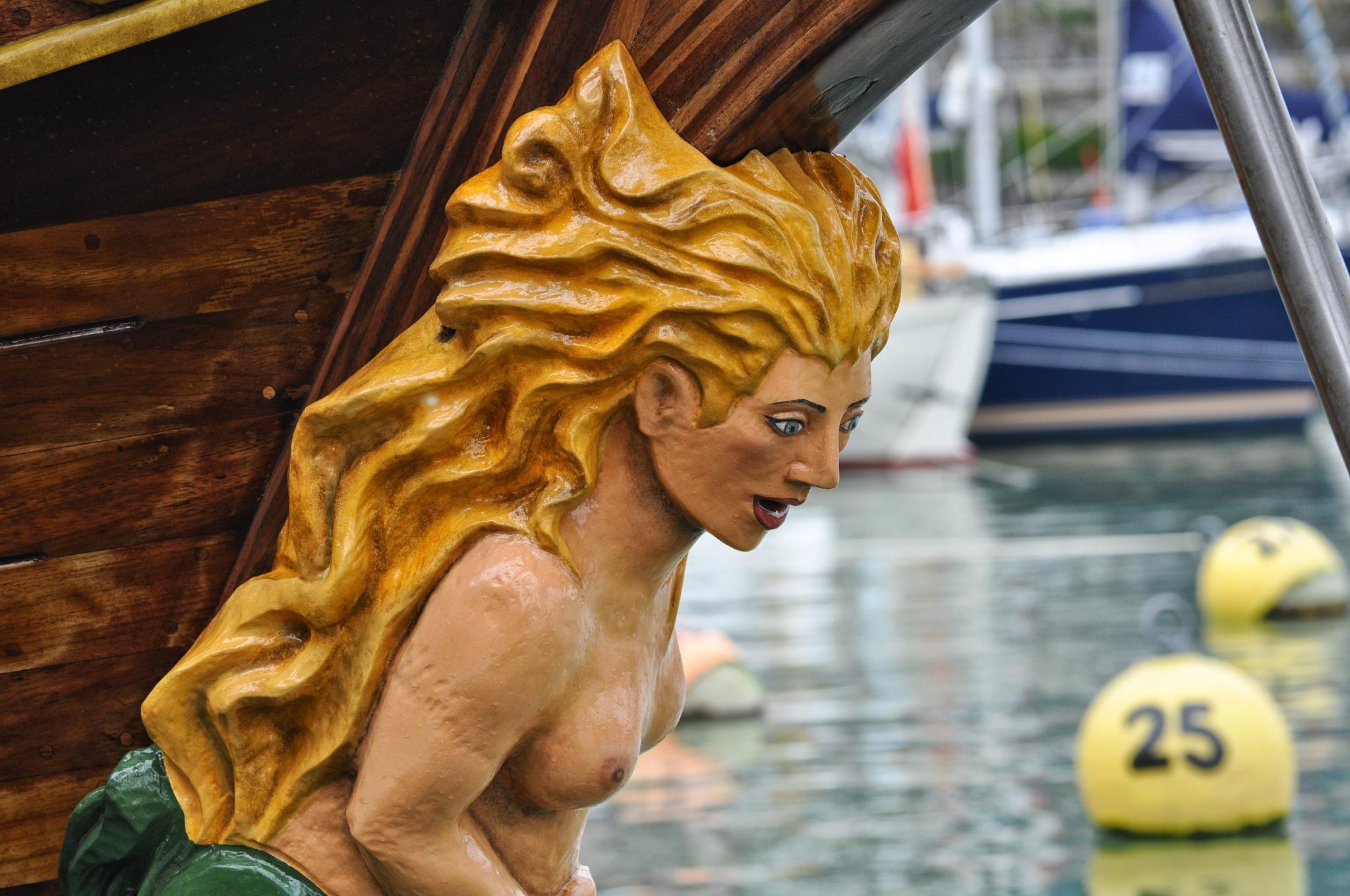 a mermaid by jean