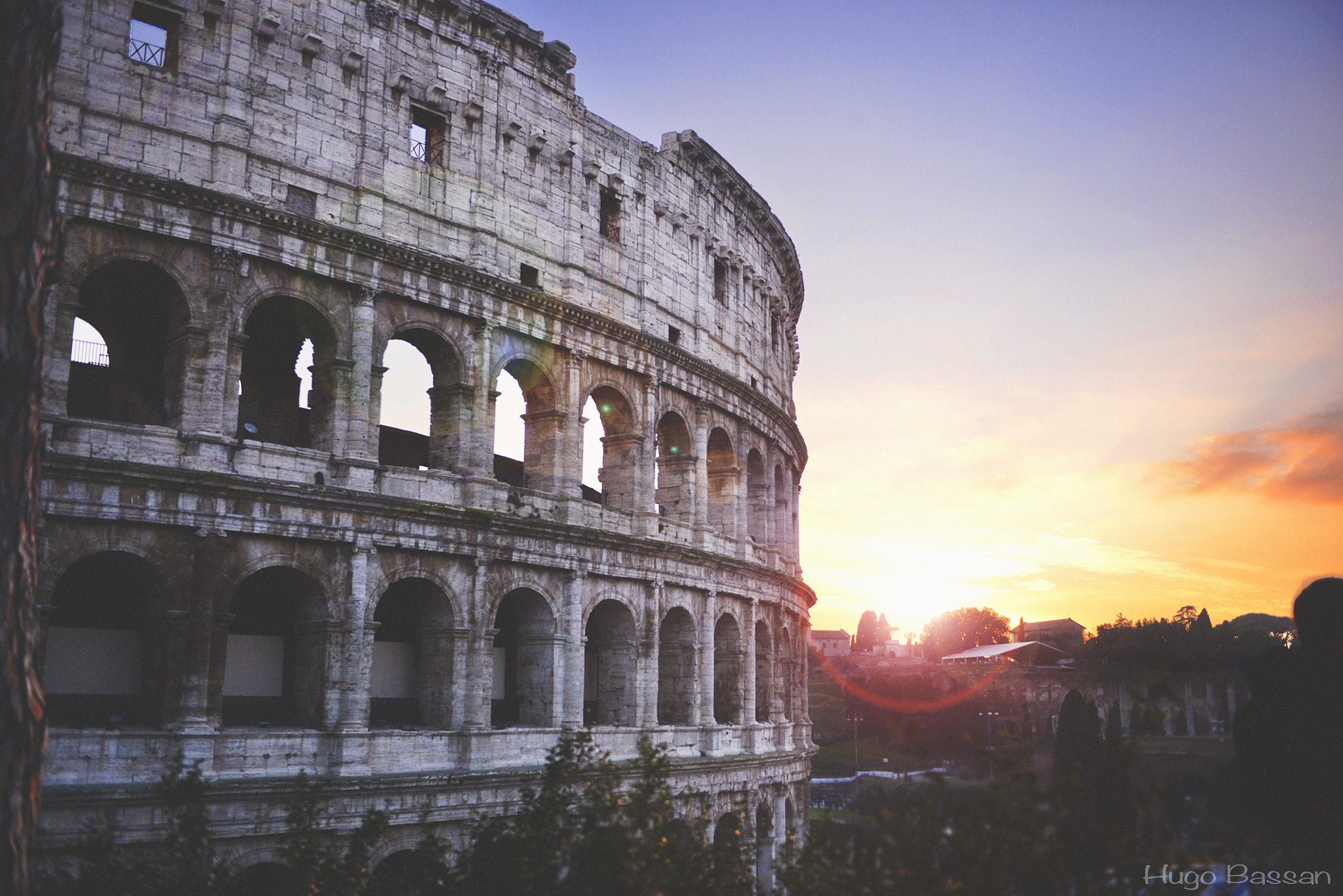 Photo in Architecture #roma #italia #colosseo #architecture #voyage #travel #trip #europa #wolrd