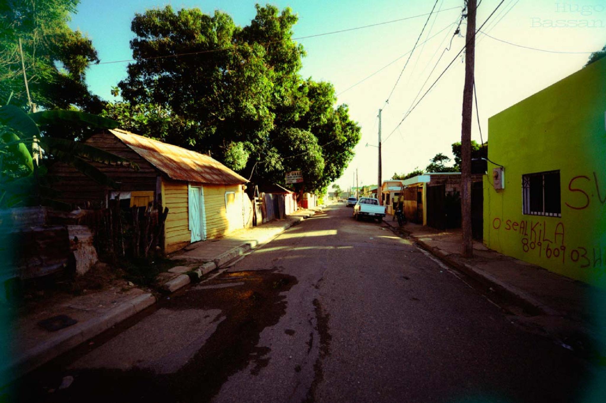 Republica Dominicana by Hugo Bassan